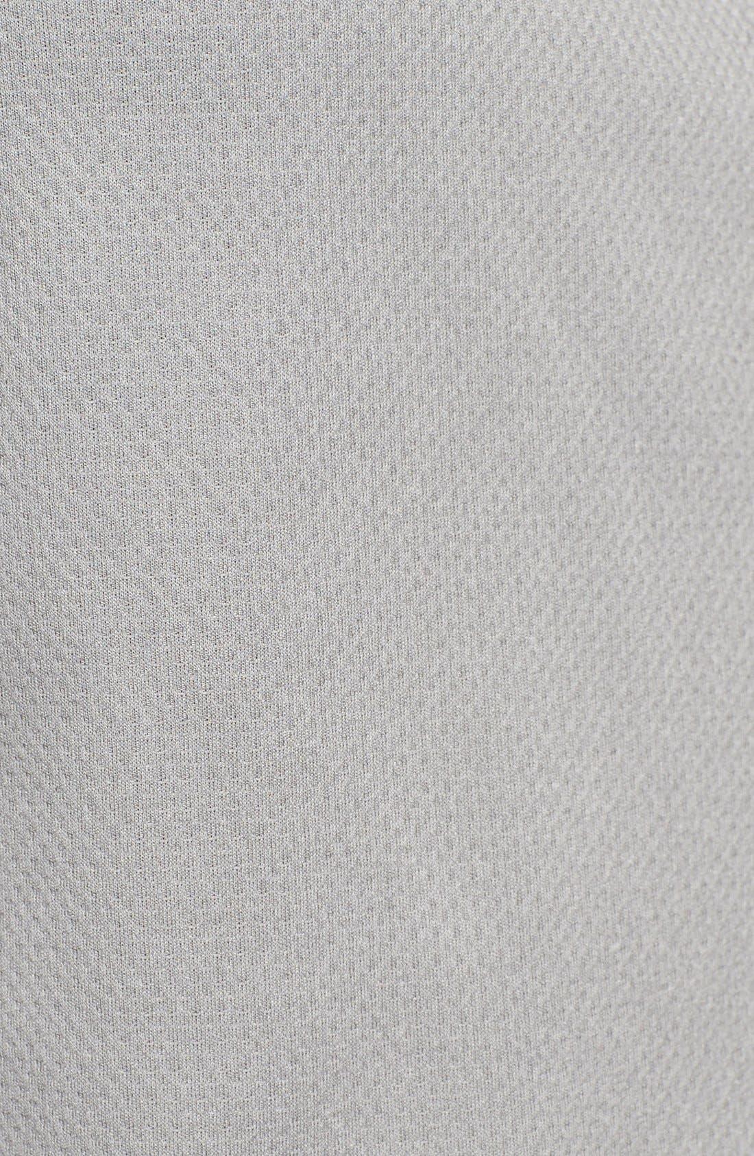 Alternate Image 4  - Under Armour 'Reflex' HeatGear® Mesh Knit Shorts