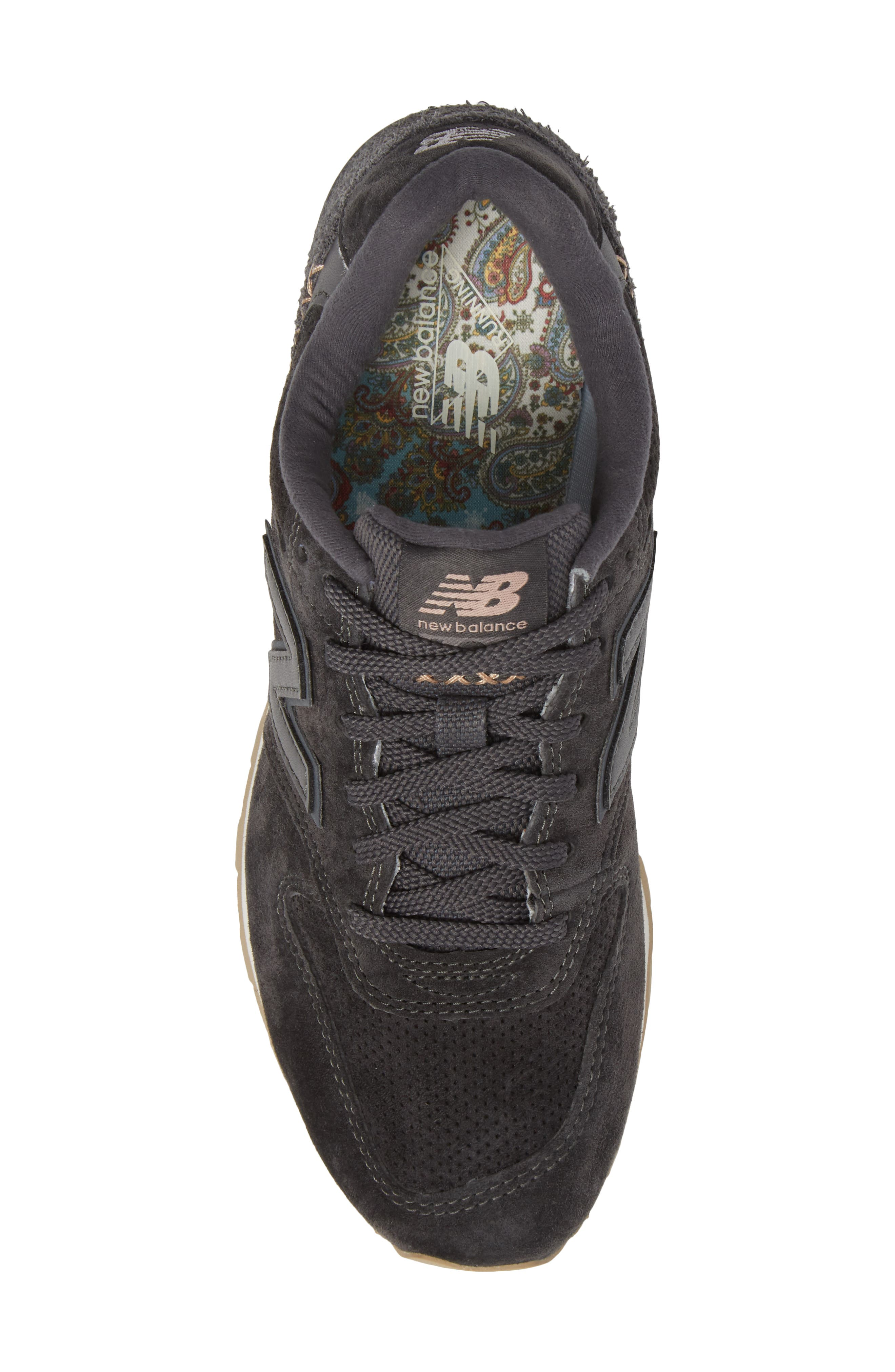 Alternate Image 5  - New Balance 696 Sneaker (Women)