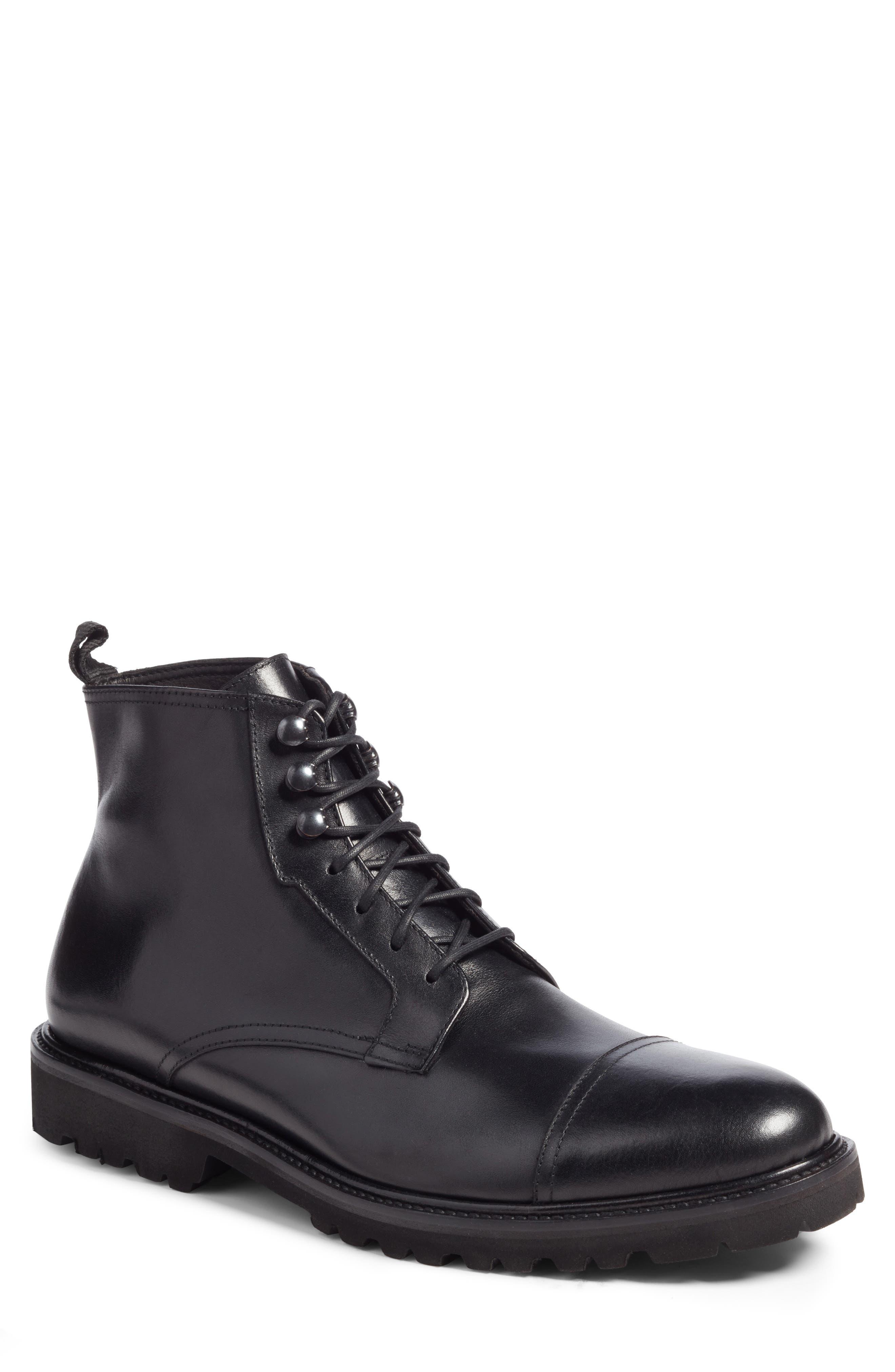 Monte Rosso Tropea Waterproof Cap Toe Boot (Men)