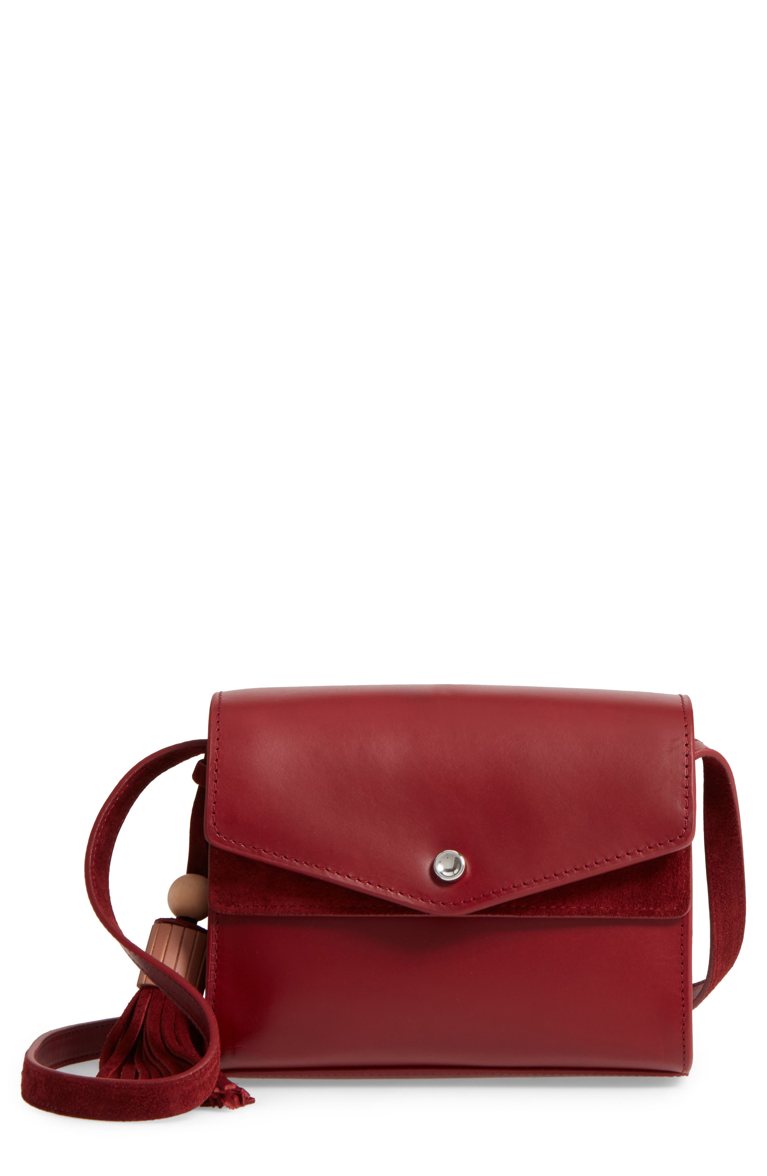 Main Image - Elizabeth and James Eloise Field Crossbody Bag