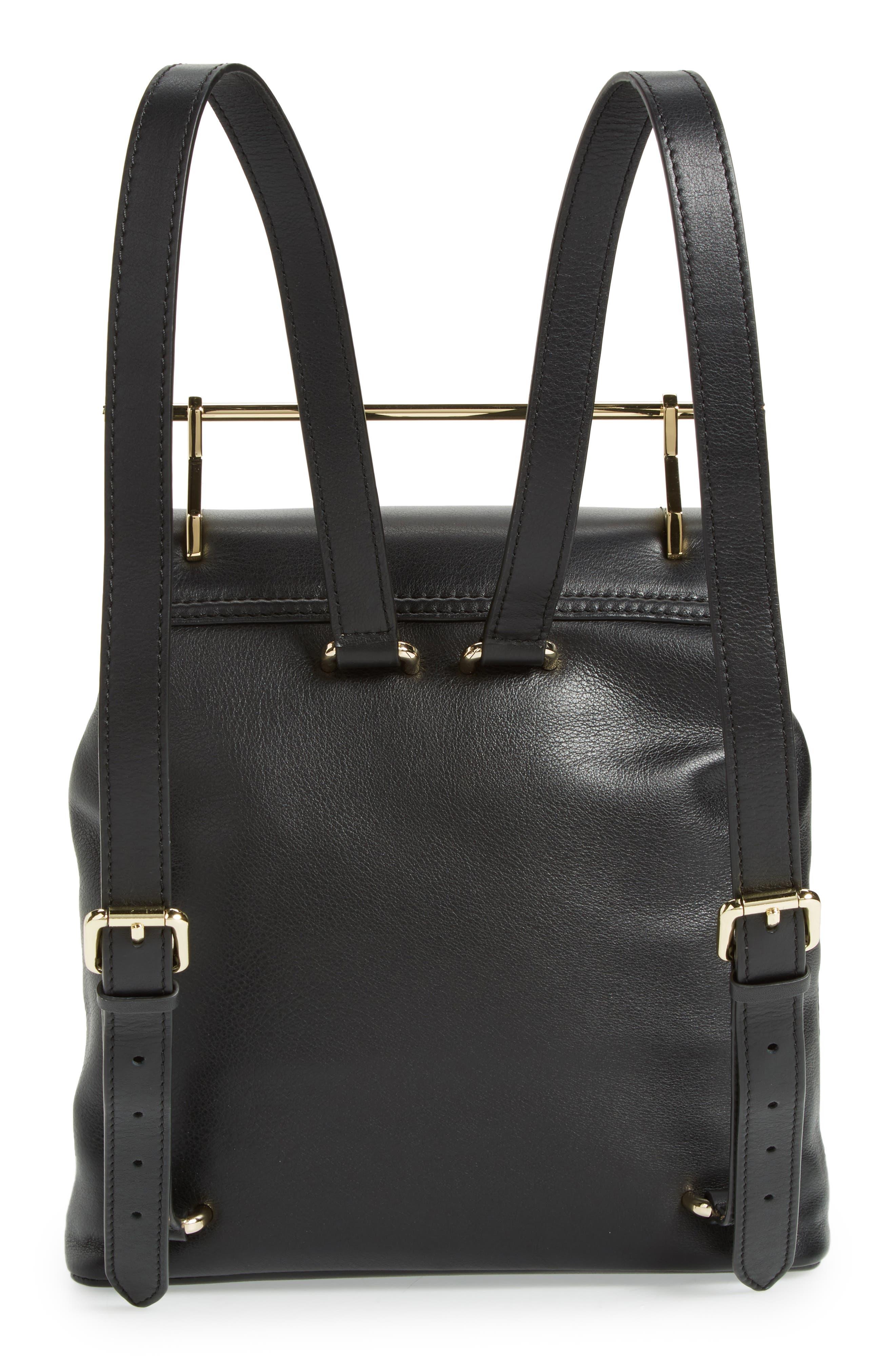 Alternate Image 3  - M2Malletier Calfskin Leather Backpack