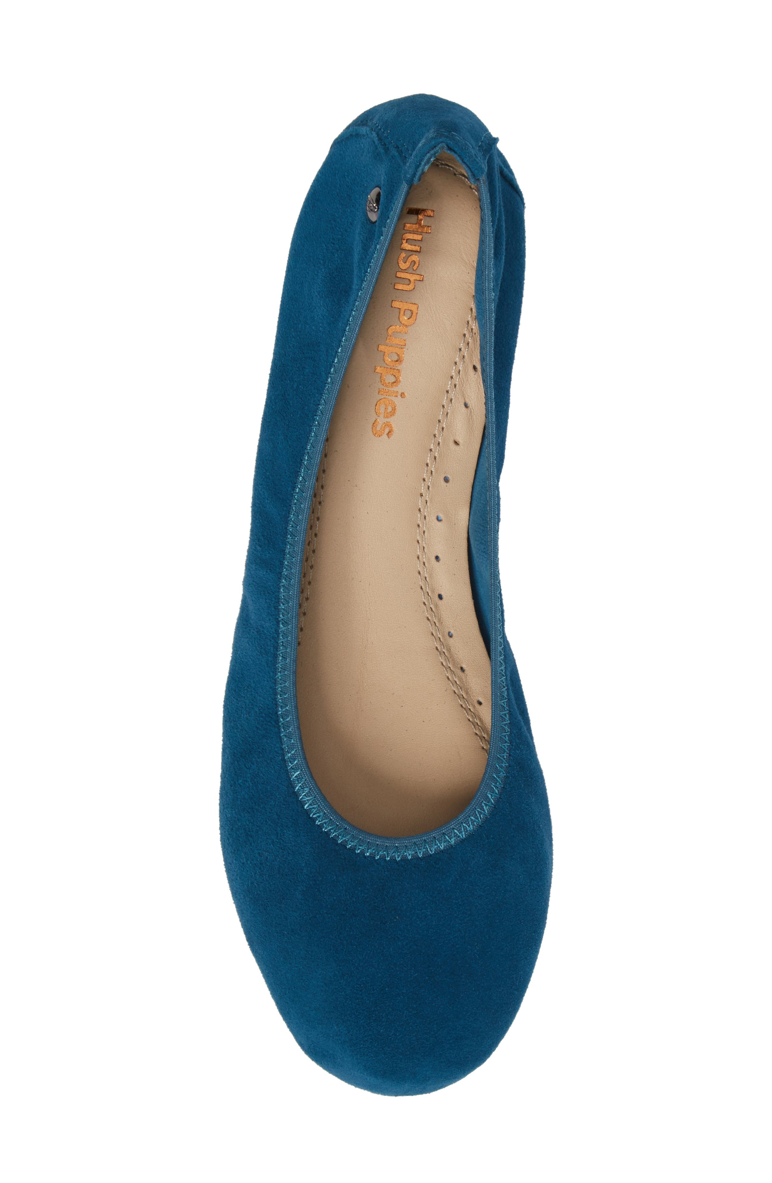 Alternate Image 5  - Hush Puppies® 'Chaste' Ballet Flat (Women)