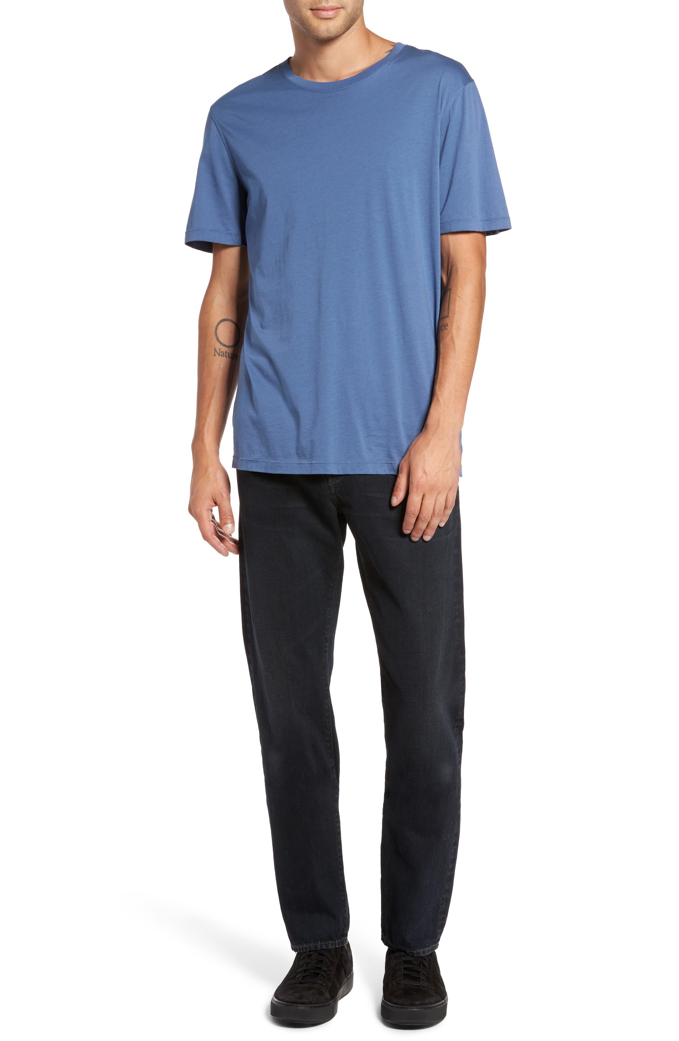 Alternate Image 7  - Vince Regular Fit Crewneck T-Shirt