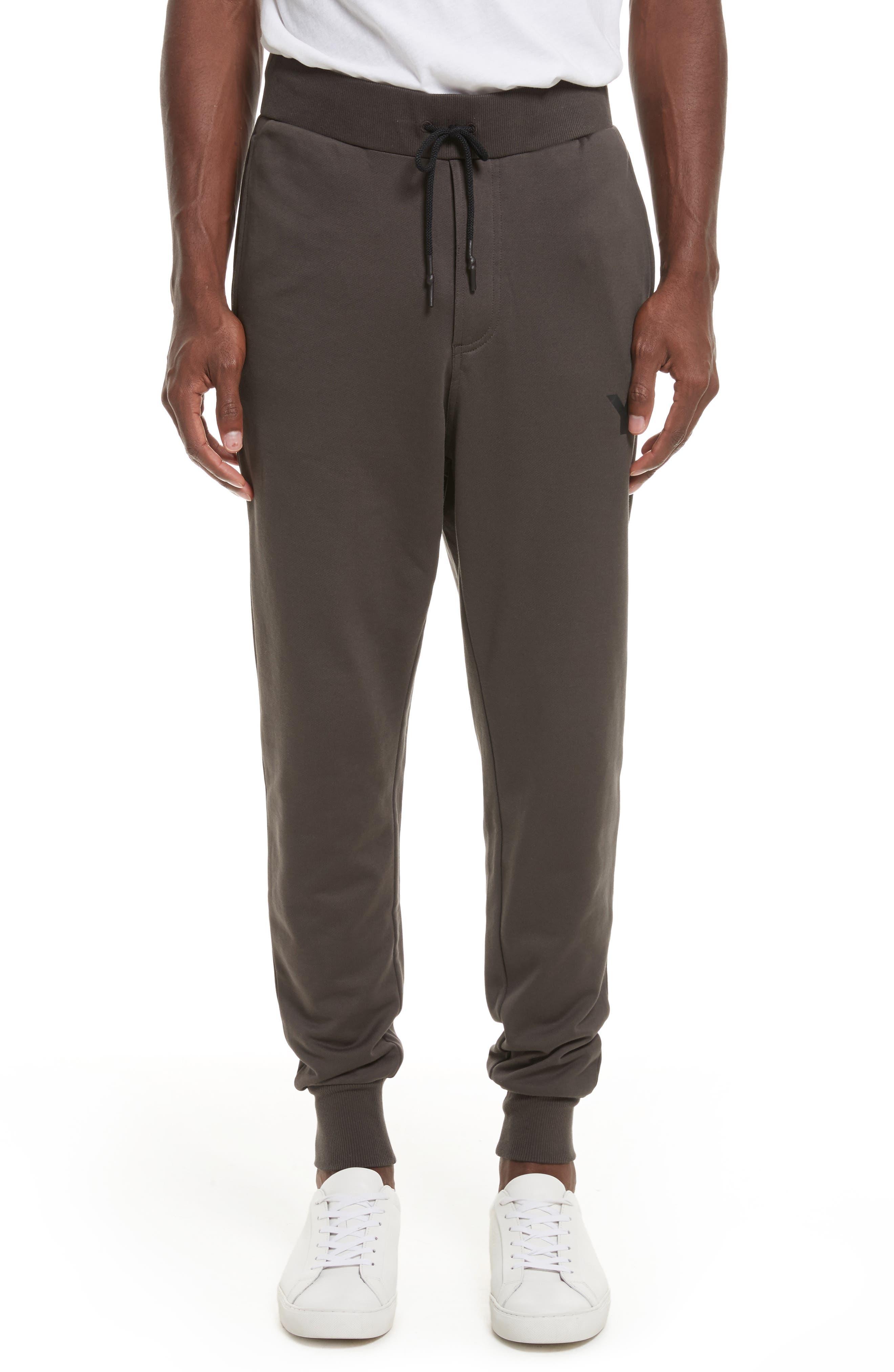 Classic Track Pants,                         Main,                         color, Black Olive