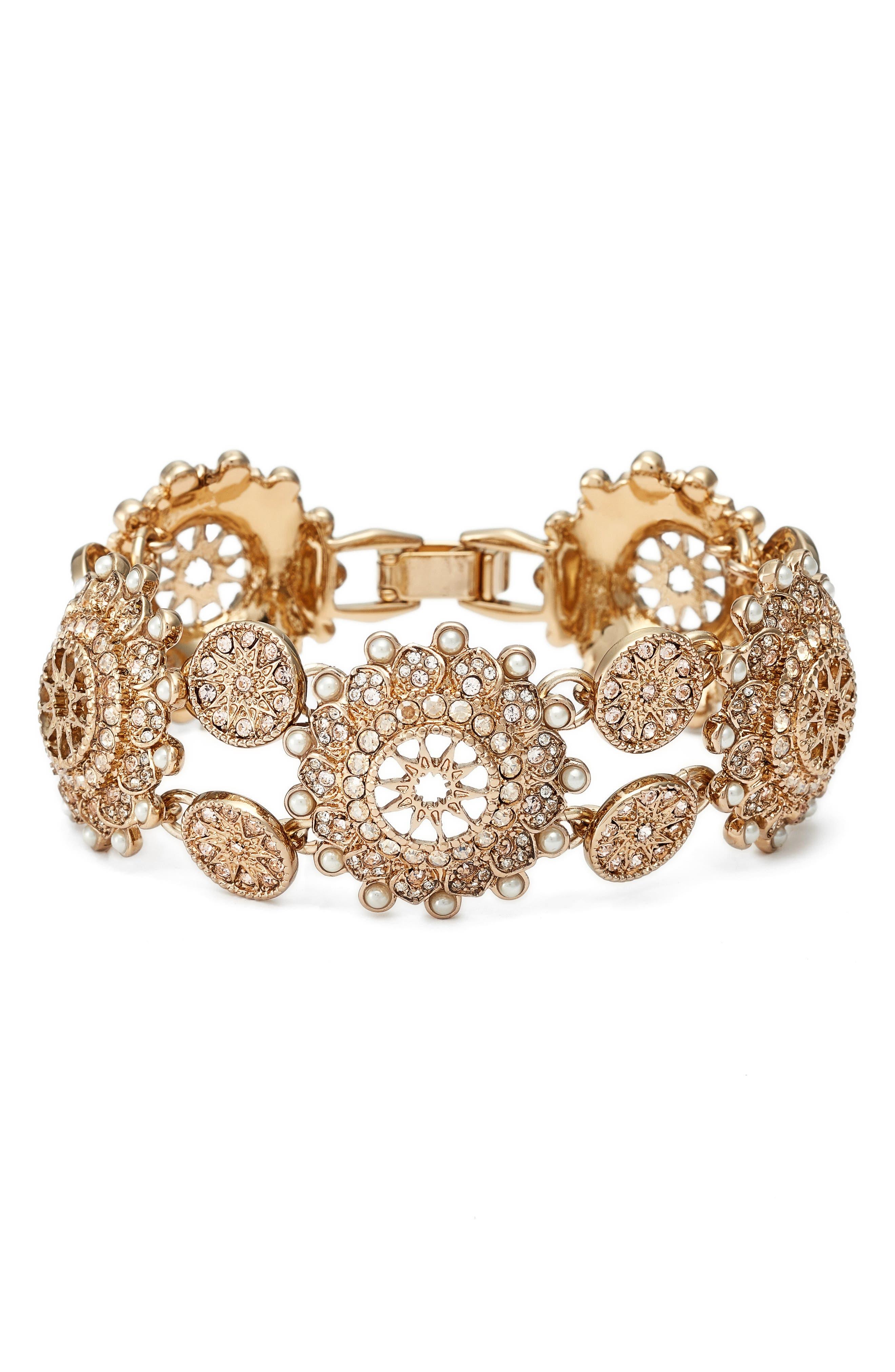 MARCHESA Crystal Bracelet
