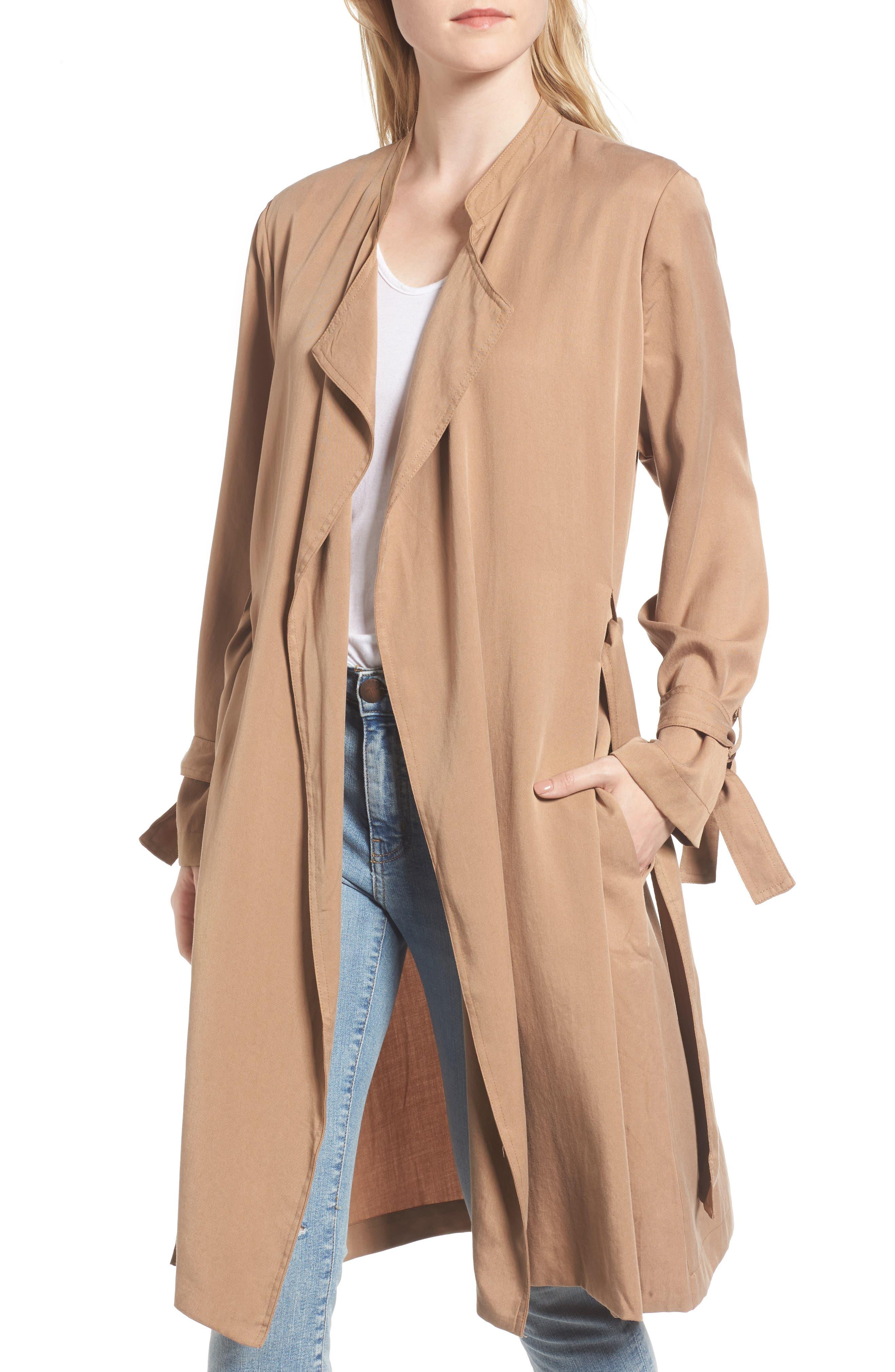 Alternate Image 4  - Splendid Sandwash Twill Jacket