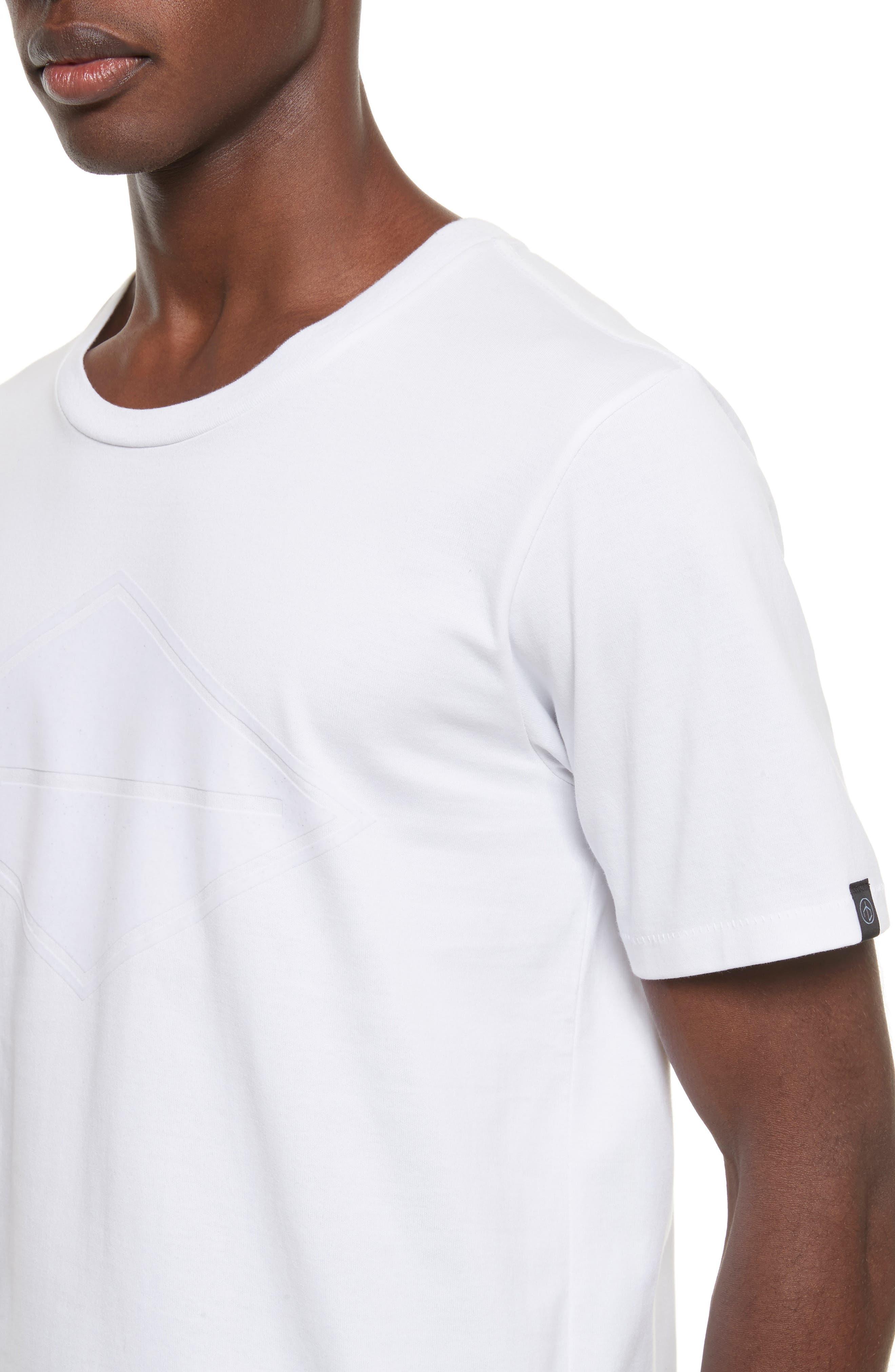 Alternate Image 4  - rag & bone Diamond T-Shirt
