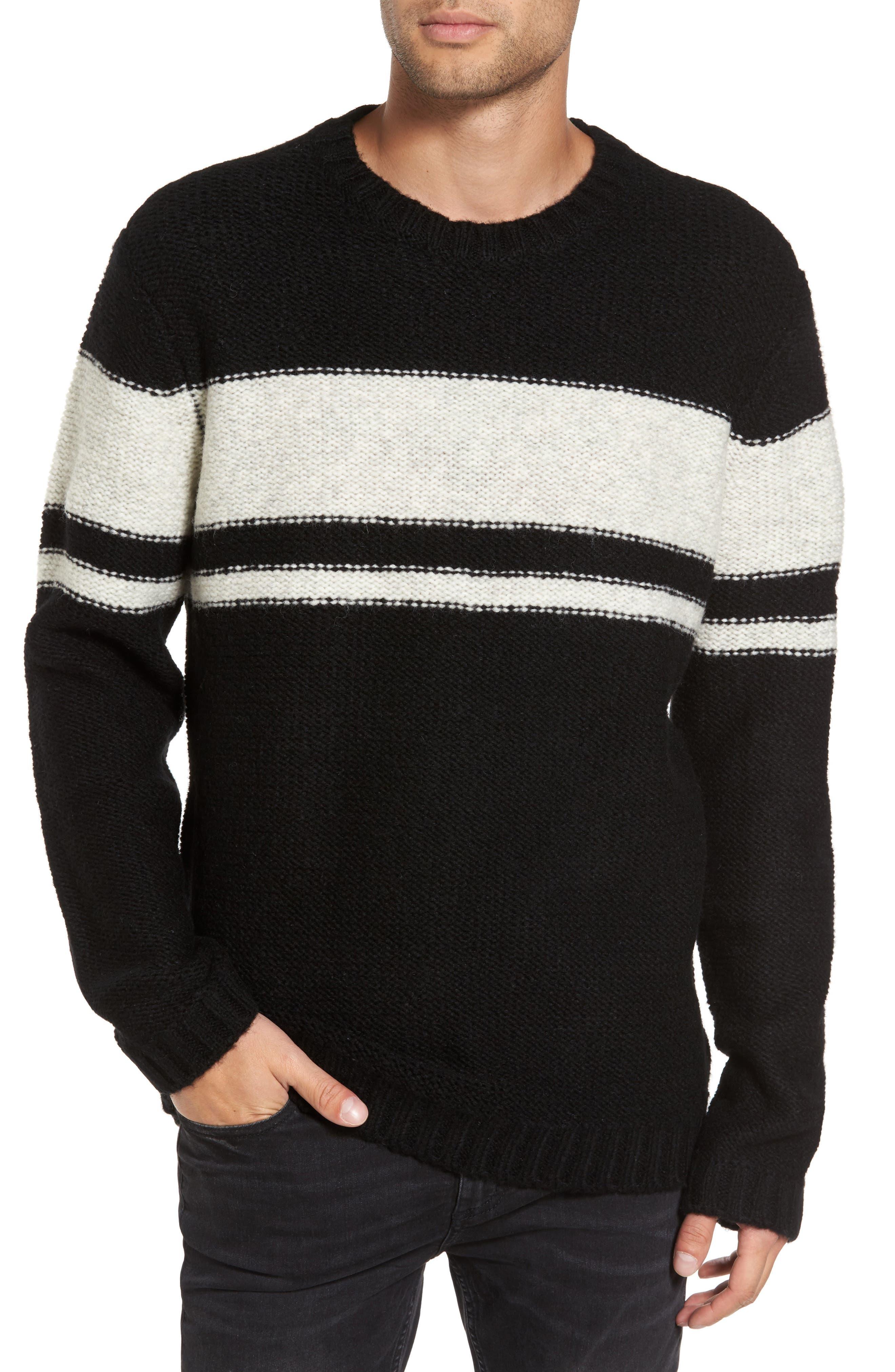 Blume Sweater,                         Main,                         color, Black Boom