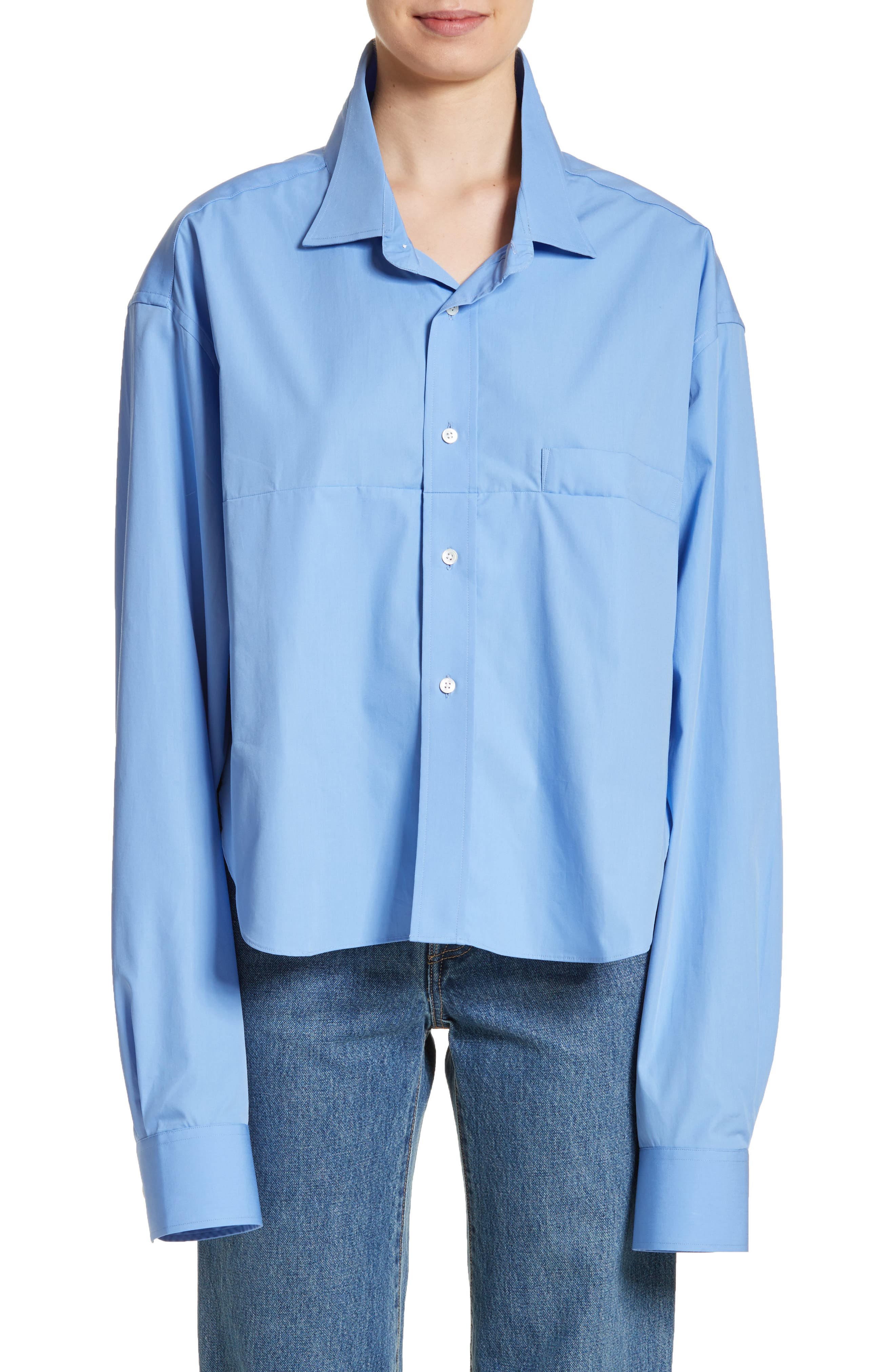 Vetements Social Worker Shirt