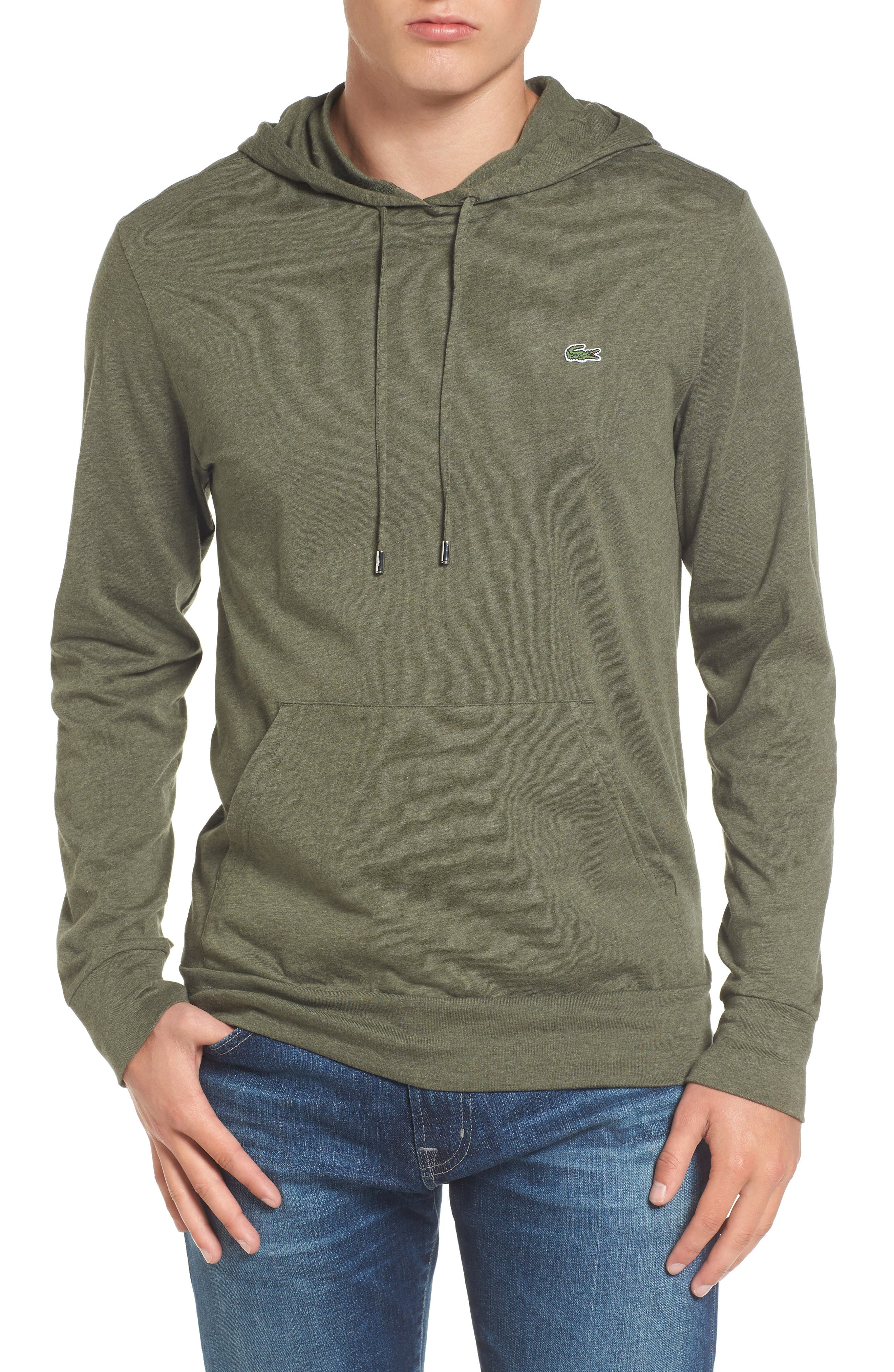 Lacoste Pullover Hoodie