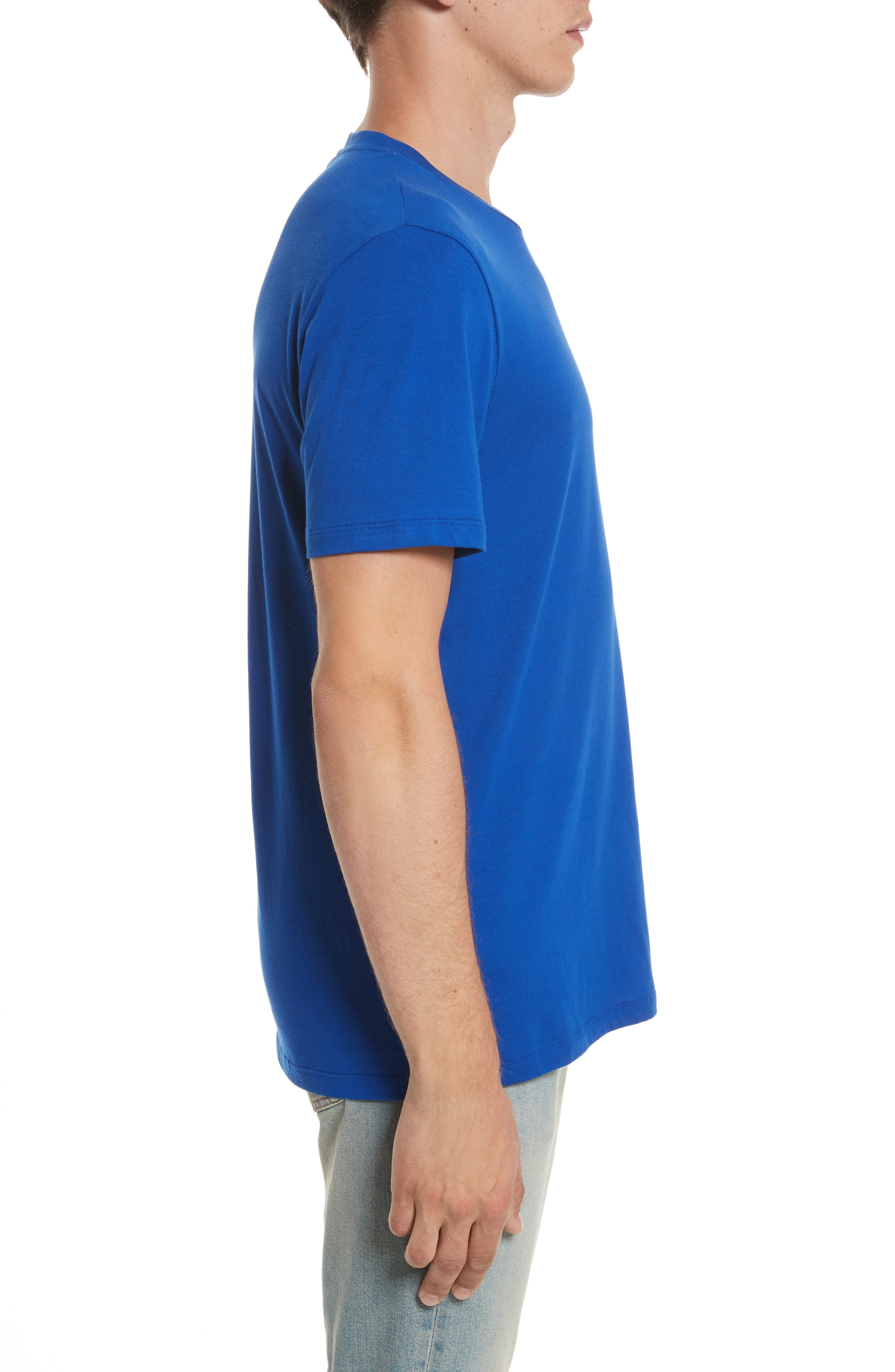 Alternate Image 3  - Versace Collection Medusa Patch T-Shirt