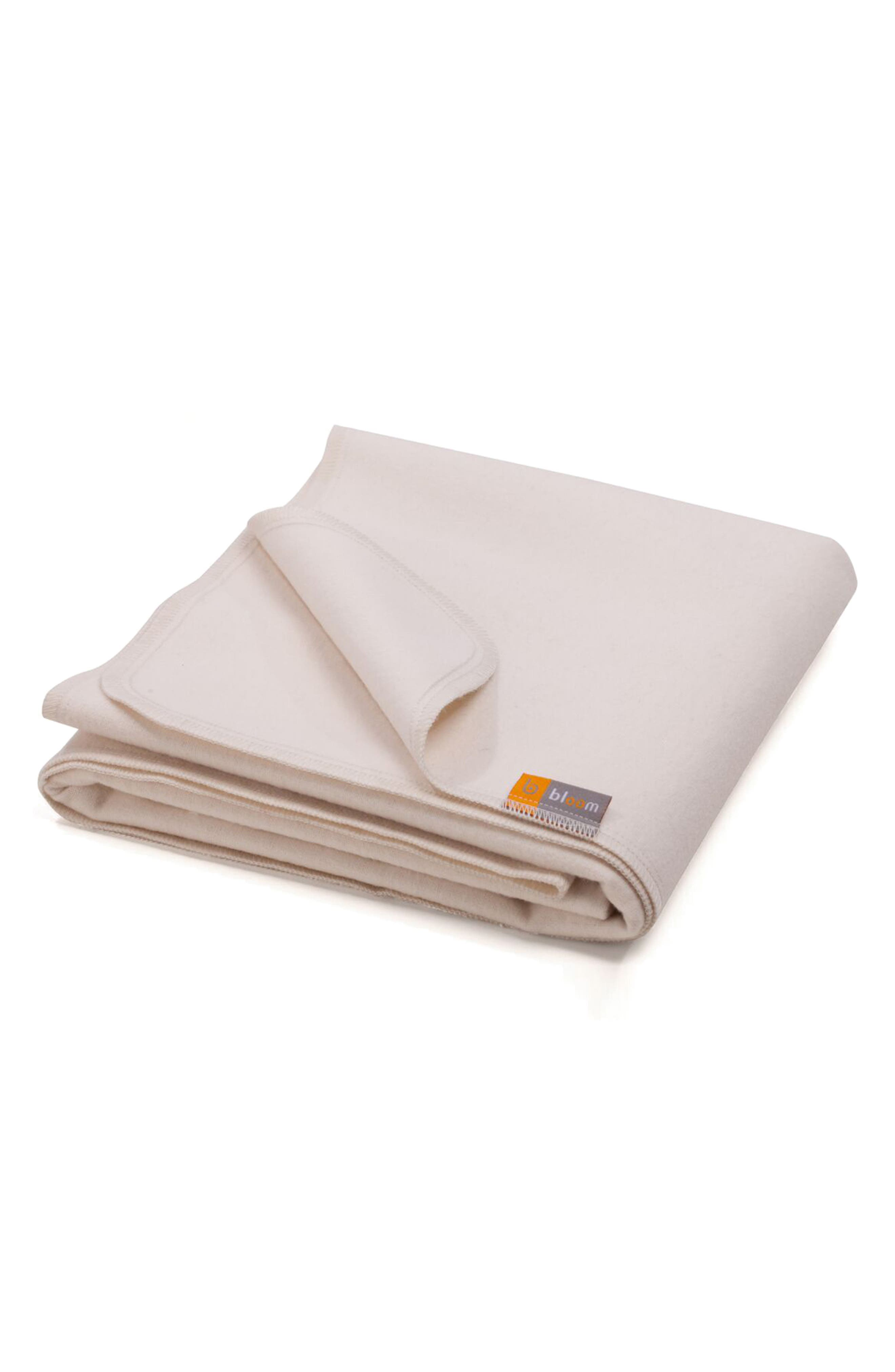 bloom Baby Mattress Protector Pad for Alma Mini Crib