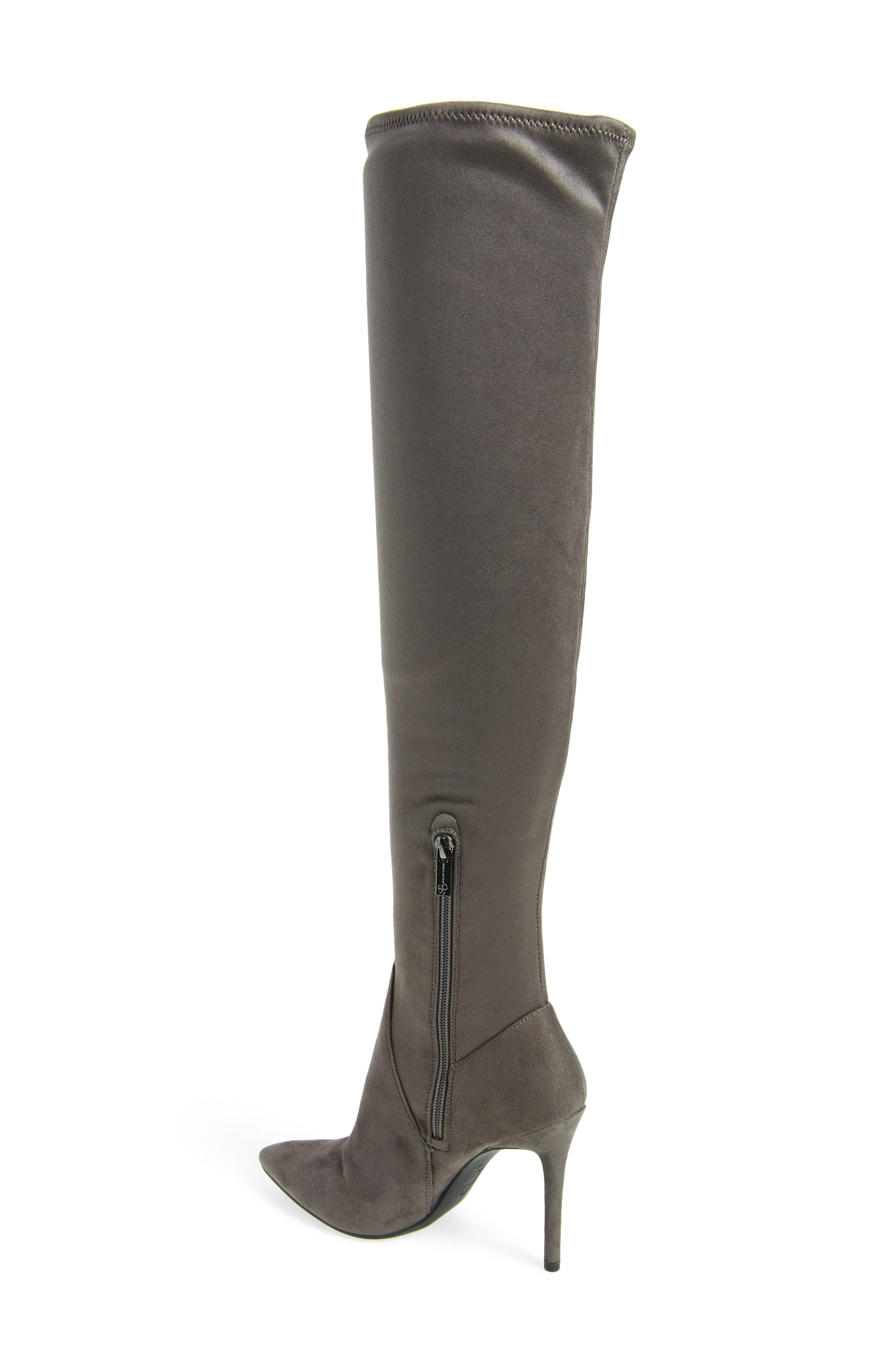 Alternate Image 2  - Jessica Simpson Loring Stretch Over the Knee Boot