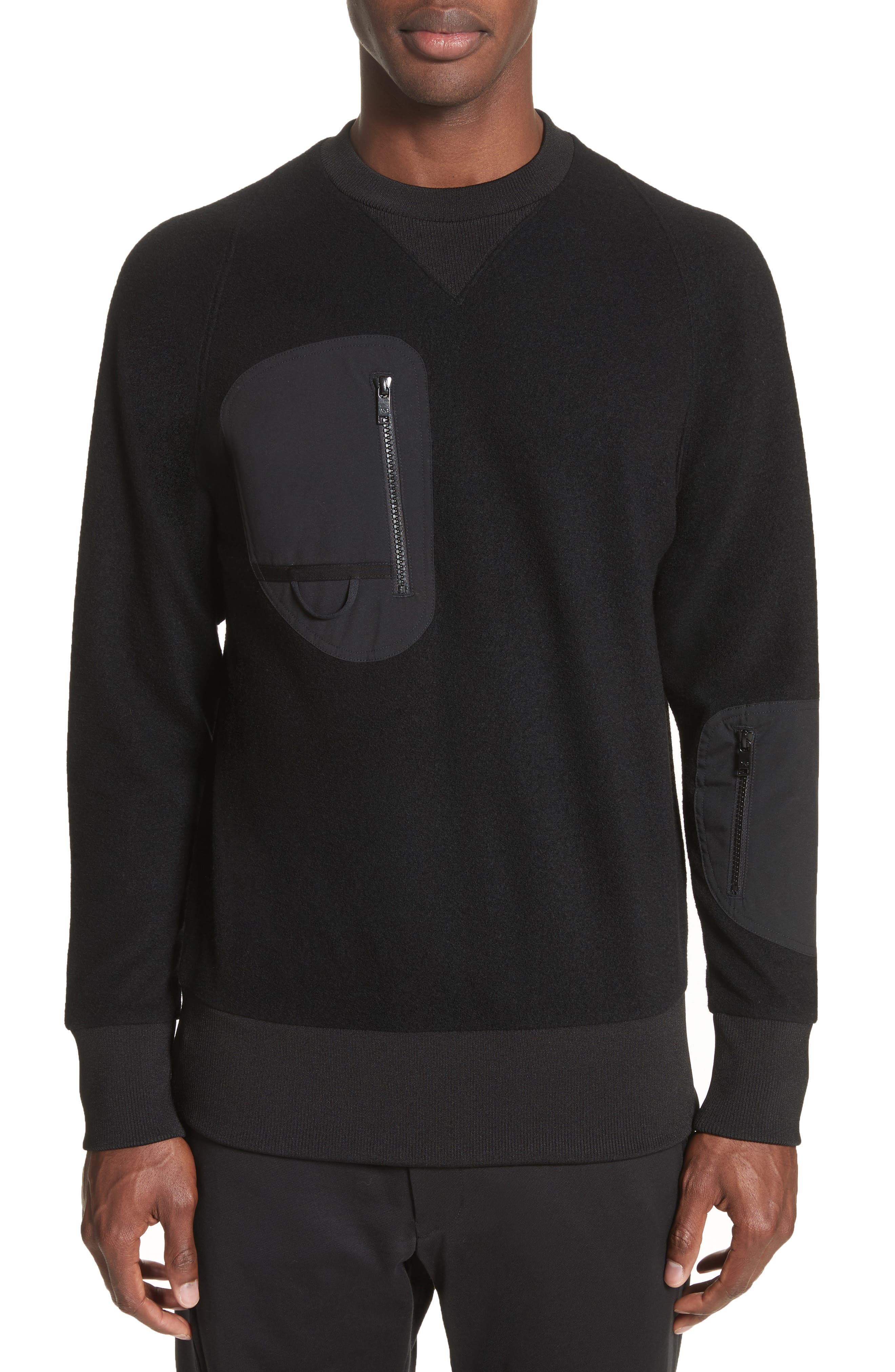 Y-3 Zip Pocket Sweater