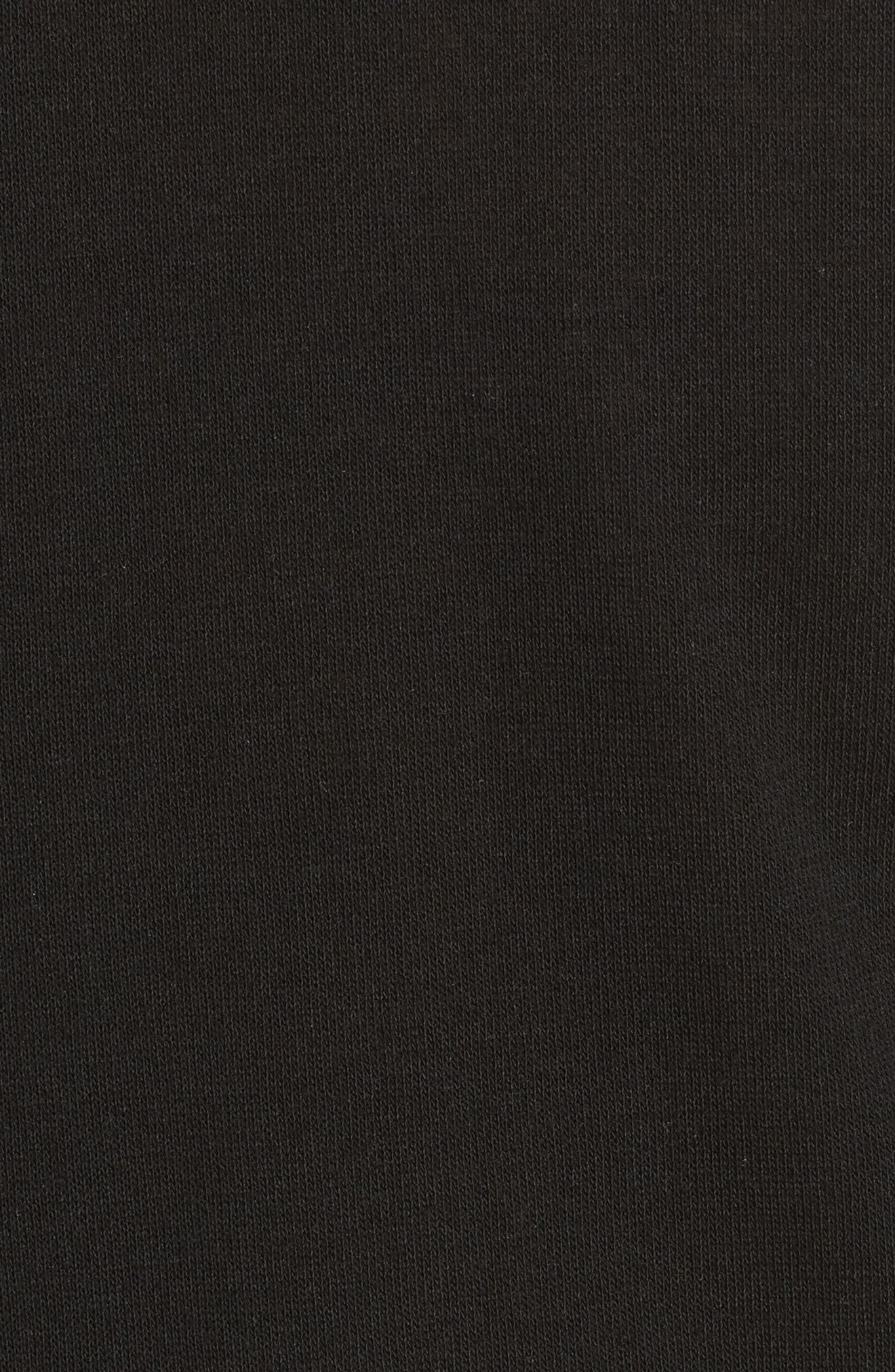 Alternate Image 5  - Halogen® Double Stripe Sleeve Tee