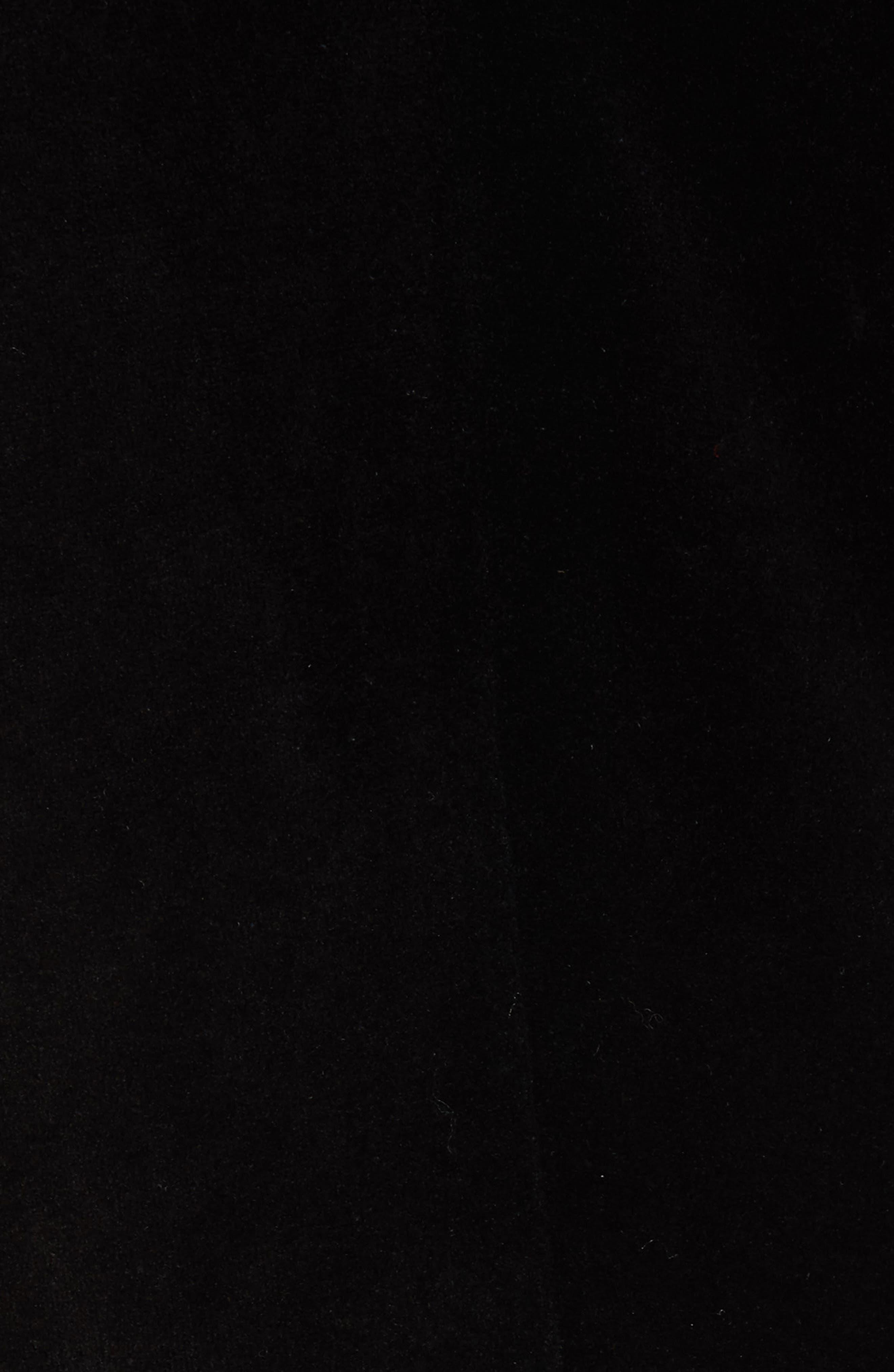 Alternate Image 5  - Givenchy Logo Stripe Velvet Hoodie