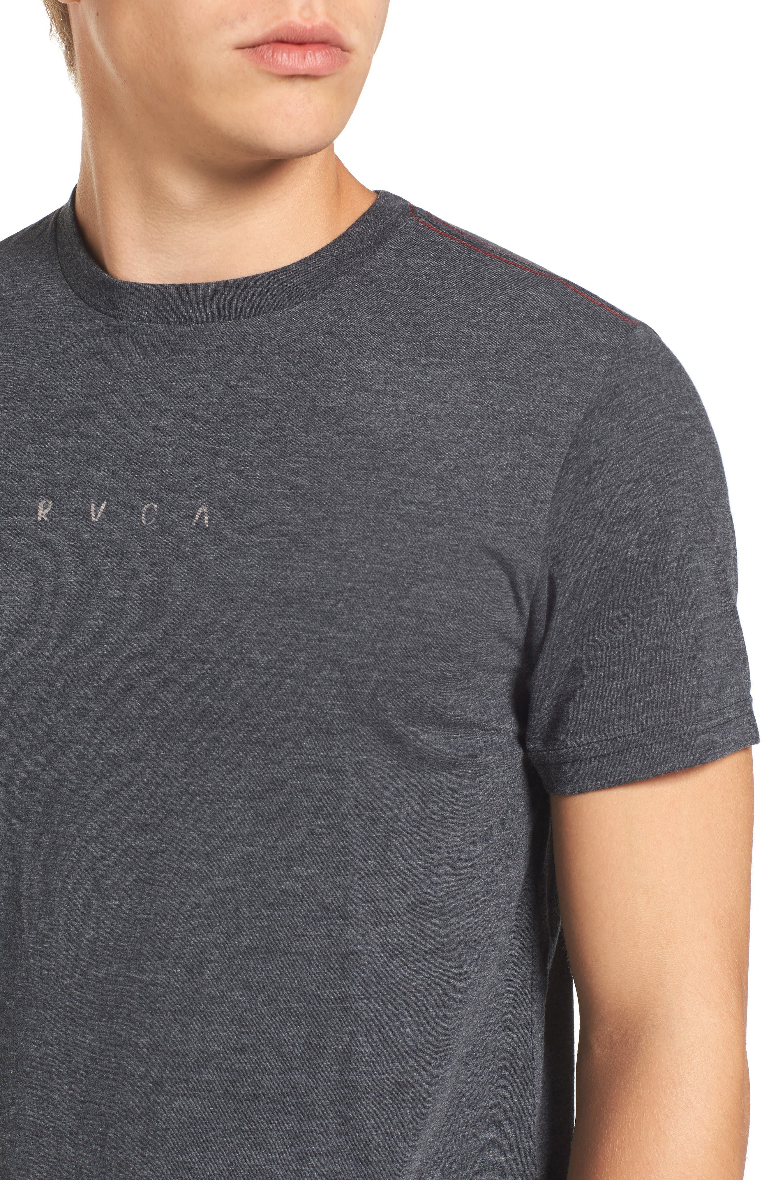 Alternate Image 4  - RVCA Snooze Cloud Graphic T-Shirt