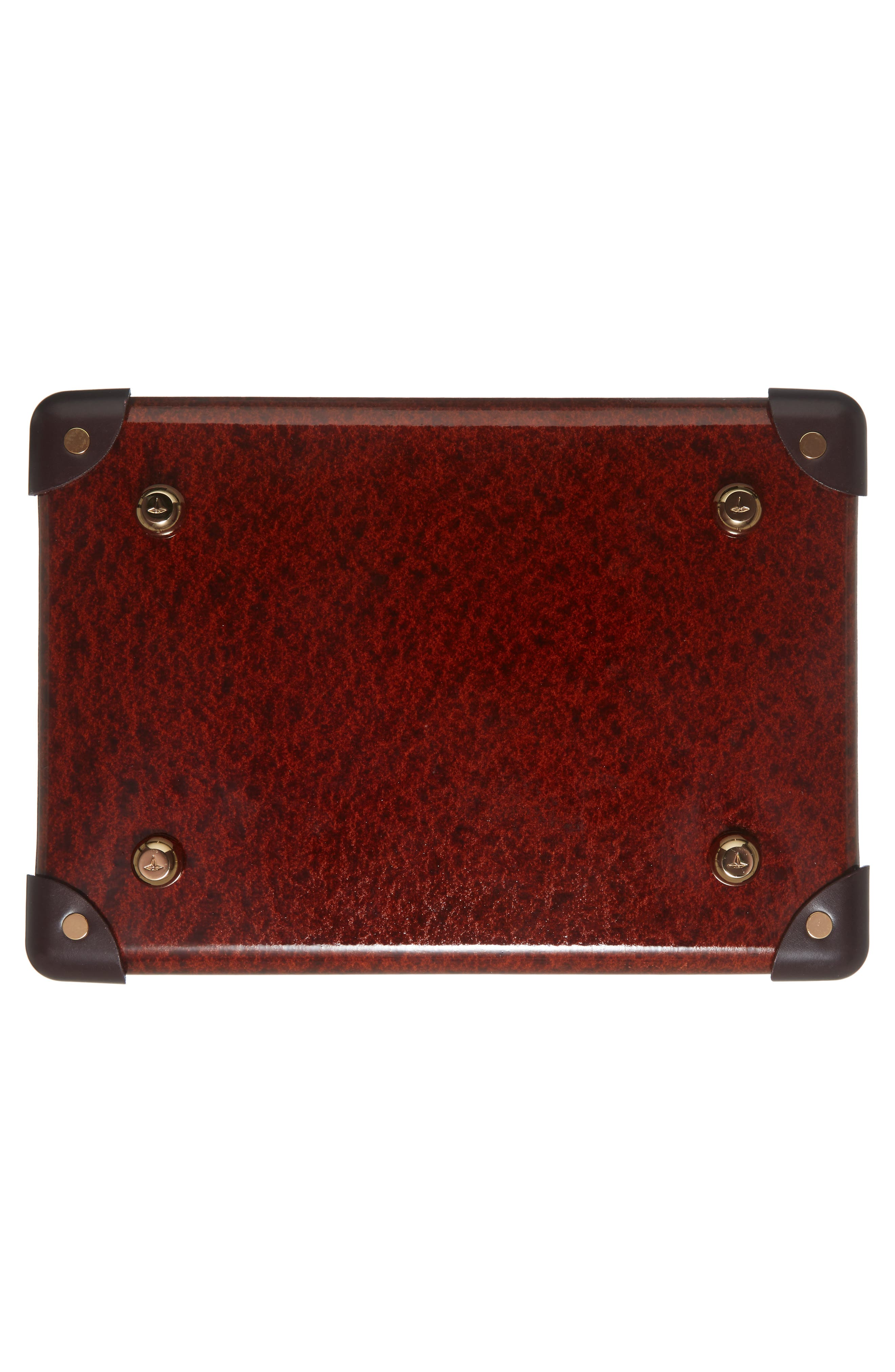 Orient 13-Inch Hardshell Vanity Case,                             Alternate thumbnail 5, color,                             Urushi/ Burgundy