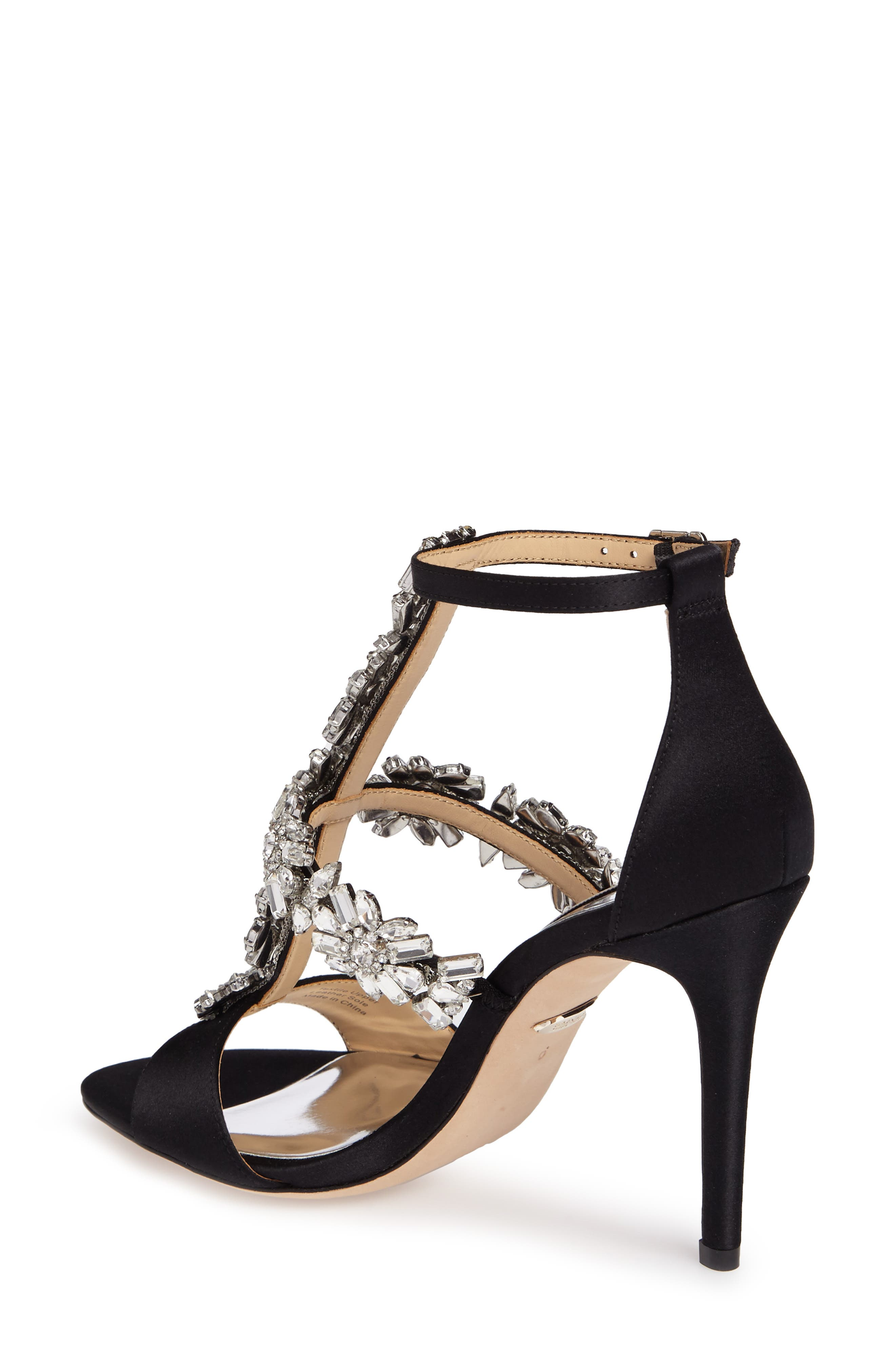 Alternate Image 2  - Badgley Mischka Munroe Embellished Sandal (Women)