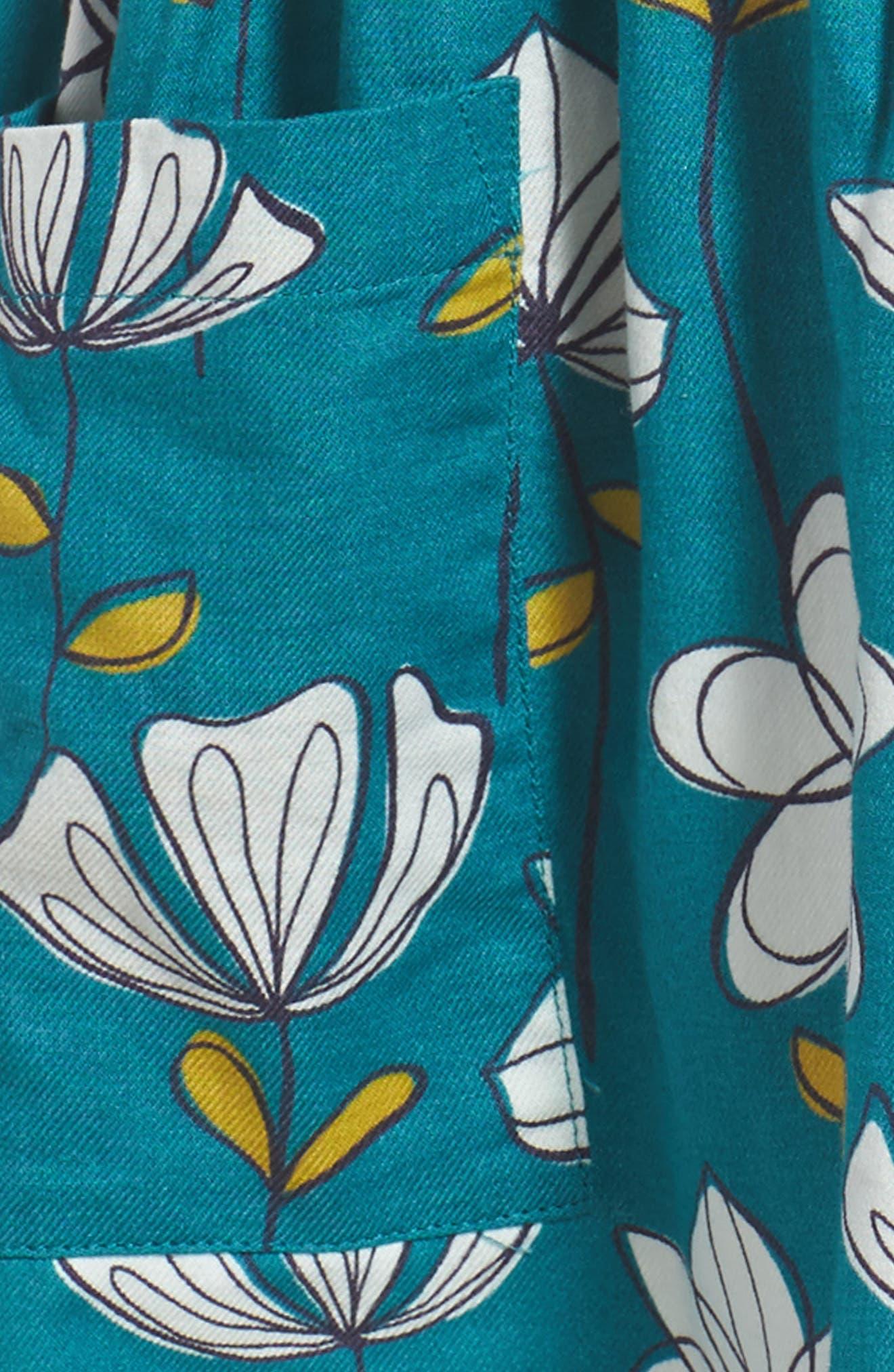 Alternate Image 3  - Tea Collection Brianna Pocket Dress (Toddler Girls, Little Girls & Big Girls)
