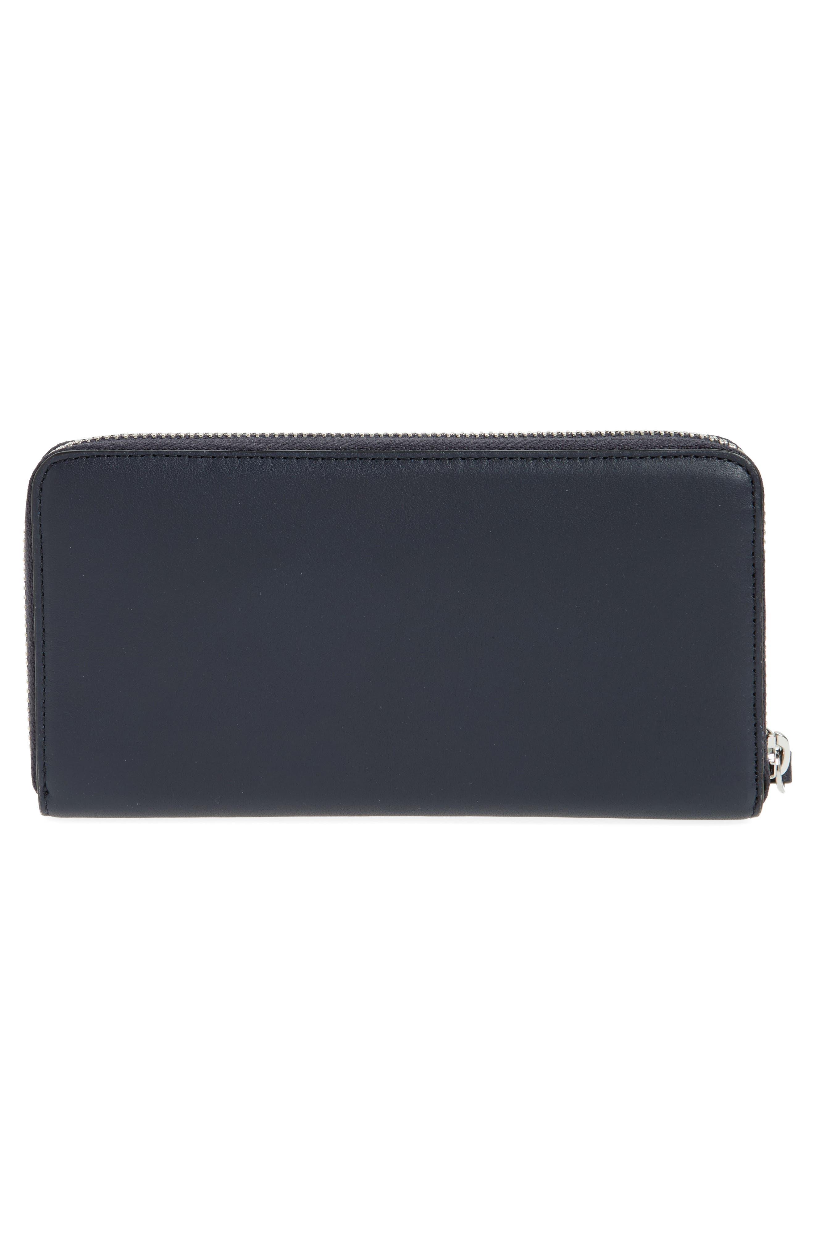 Alternate Image 2  - Mackage Duke Zip Around Leather Wallet