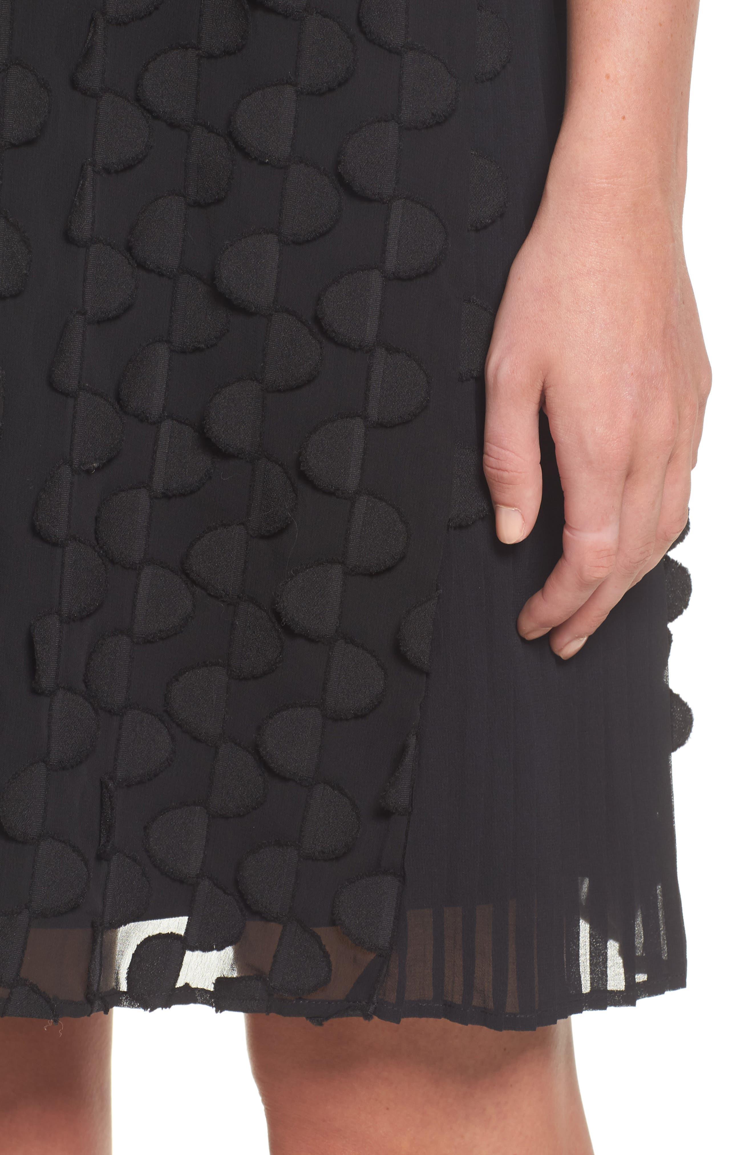 Alternate Image 4  - Nic + Zoe Showtime Shift Dress (Regular & Petite)