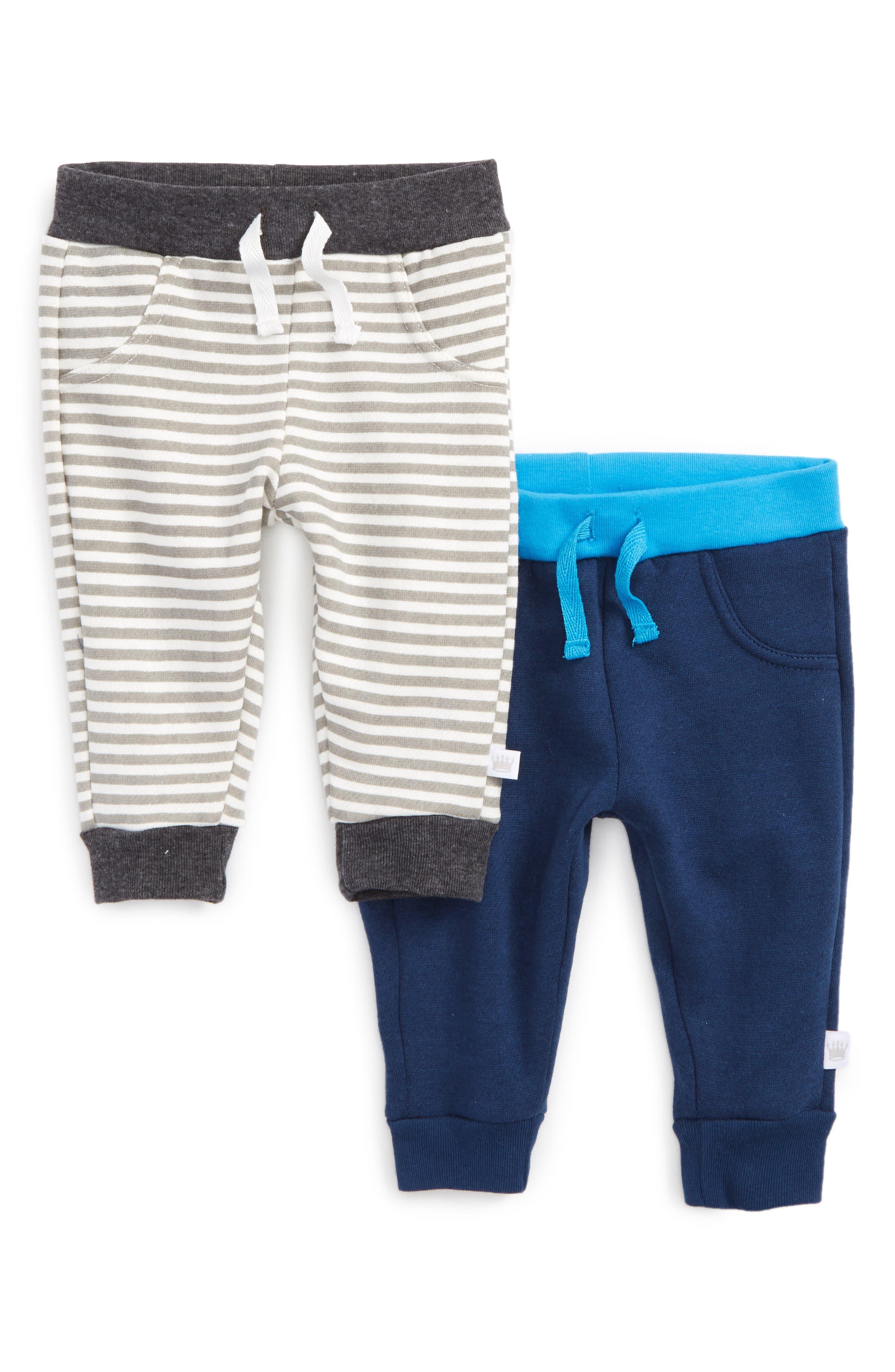 2-Pack Sweatpants,                         Main,                         color, Blue Multi