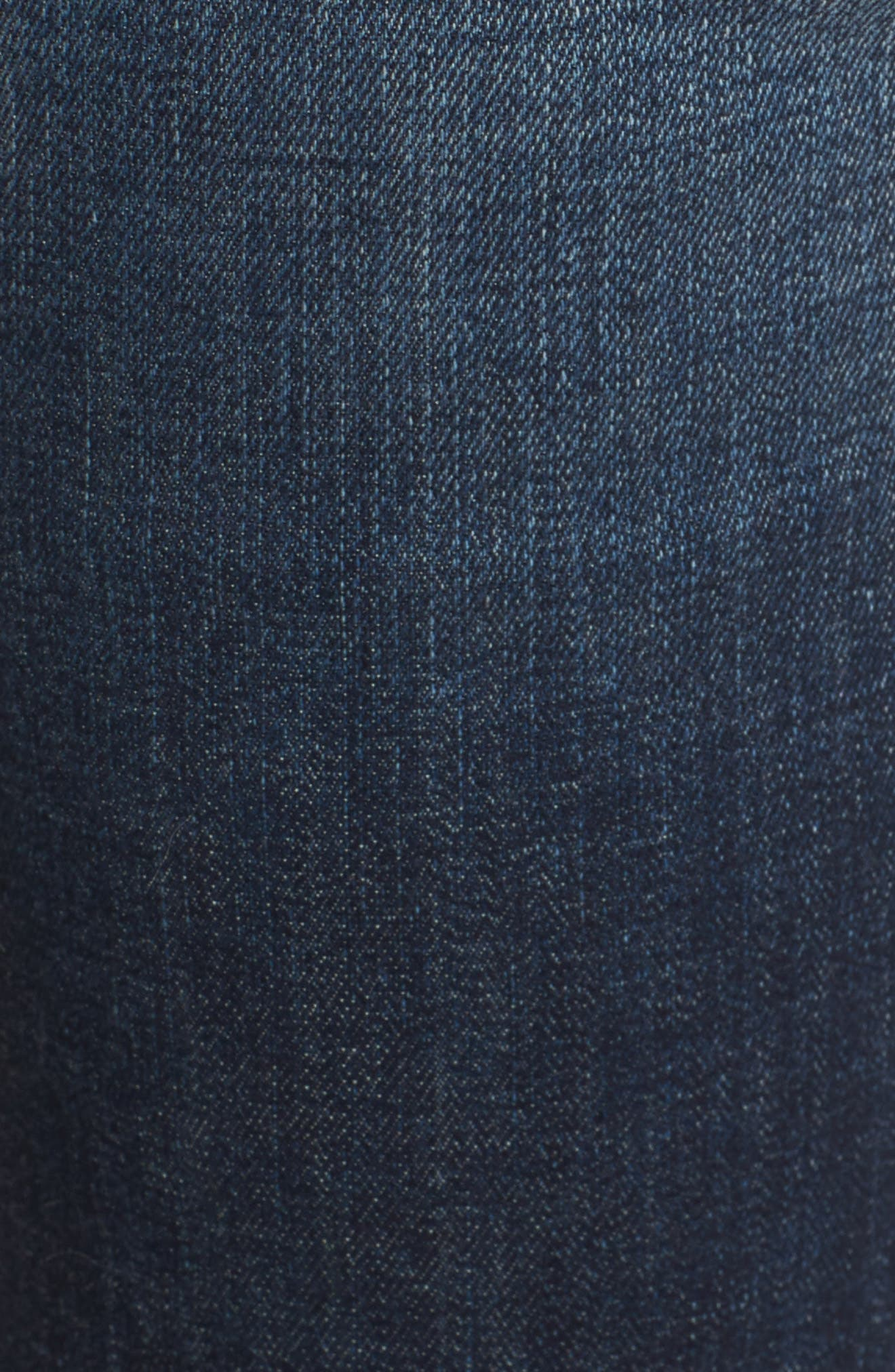 Alternate Image 5  - McGuire Newton High Waist Skinny Jeans (One Thousand Suns)