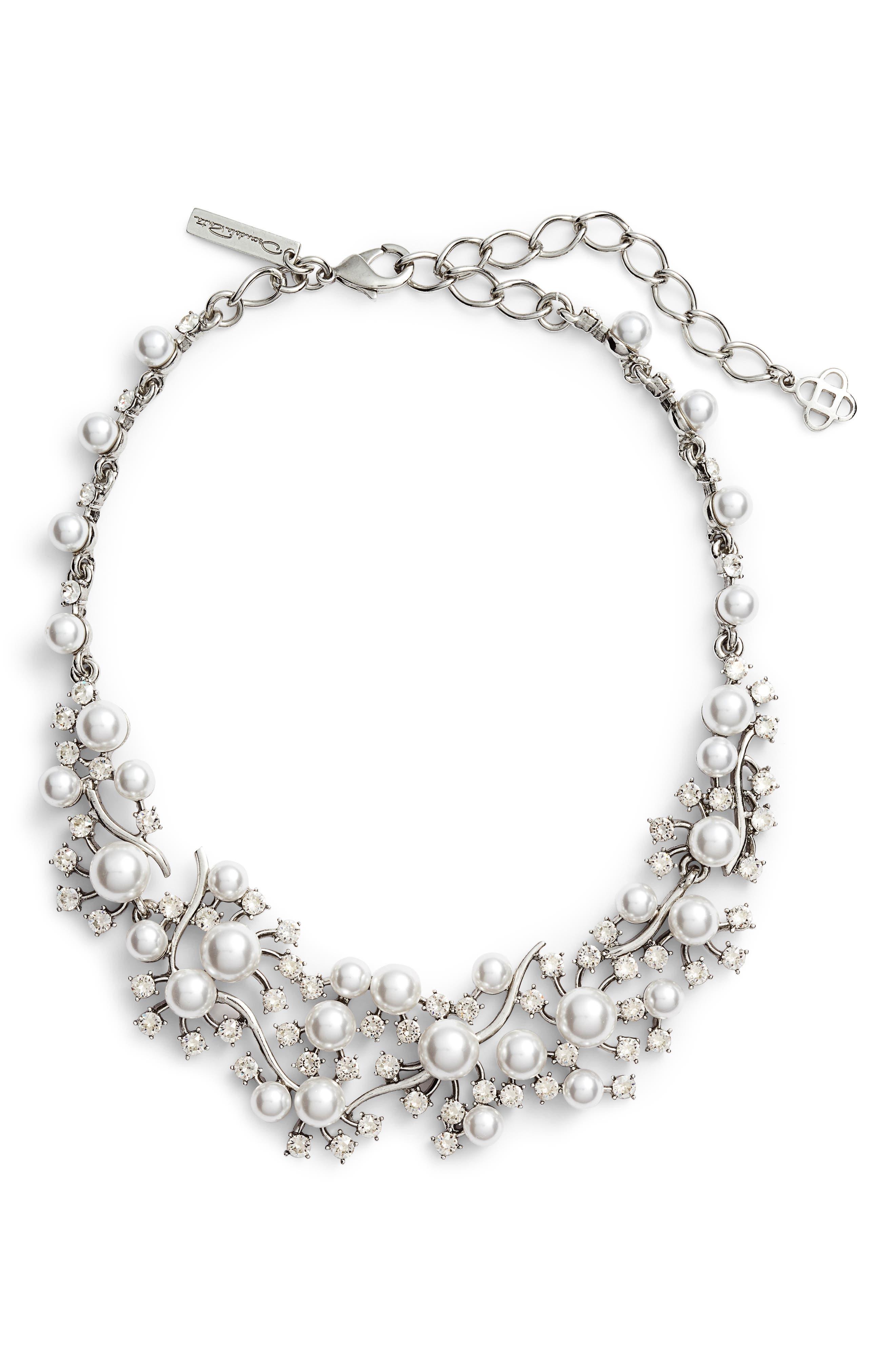 Main Image - Oscar de la Renta Collar Necklace