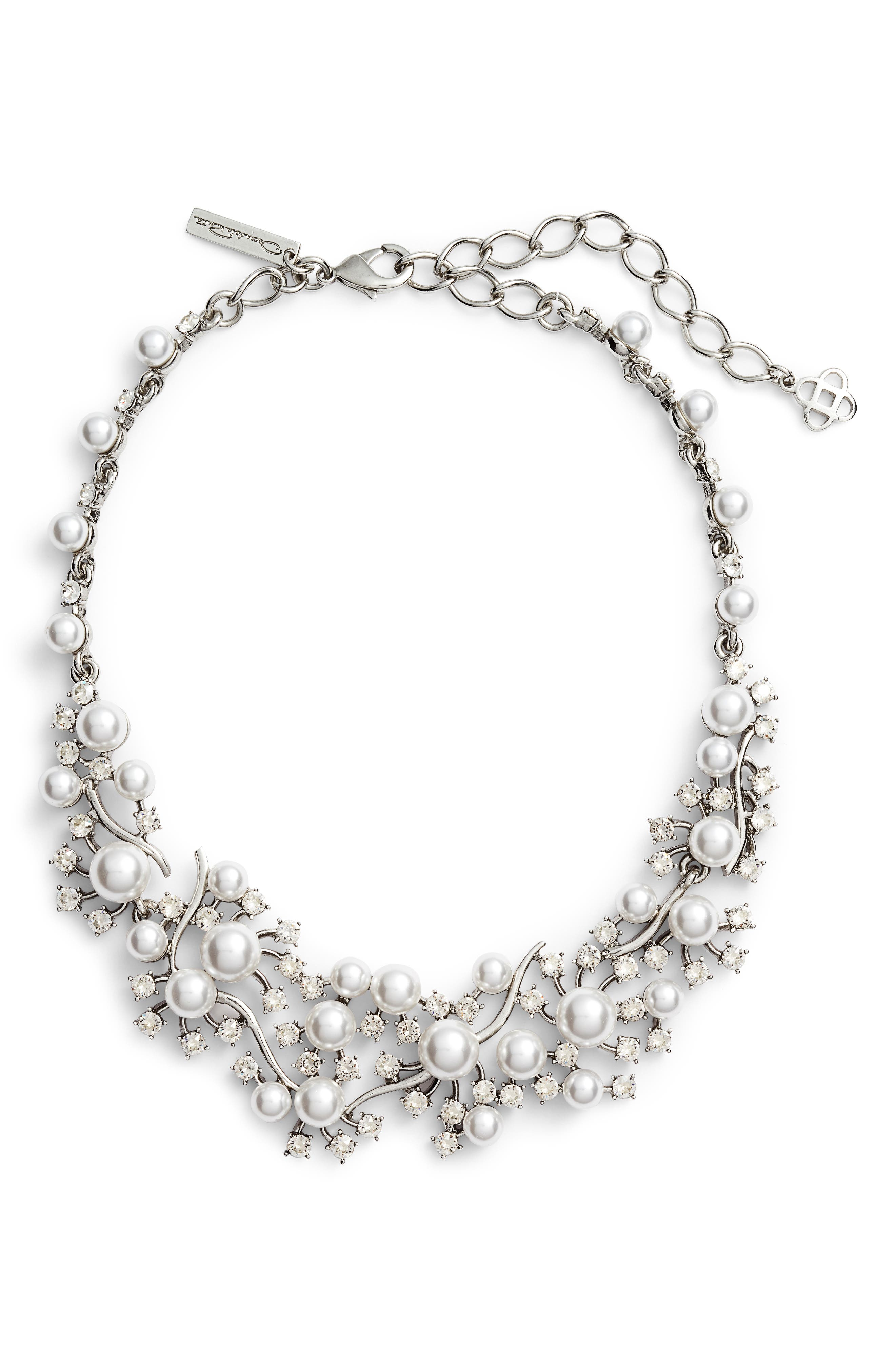 Oscar de la Renta Collar Necklace