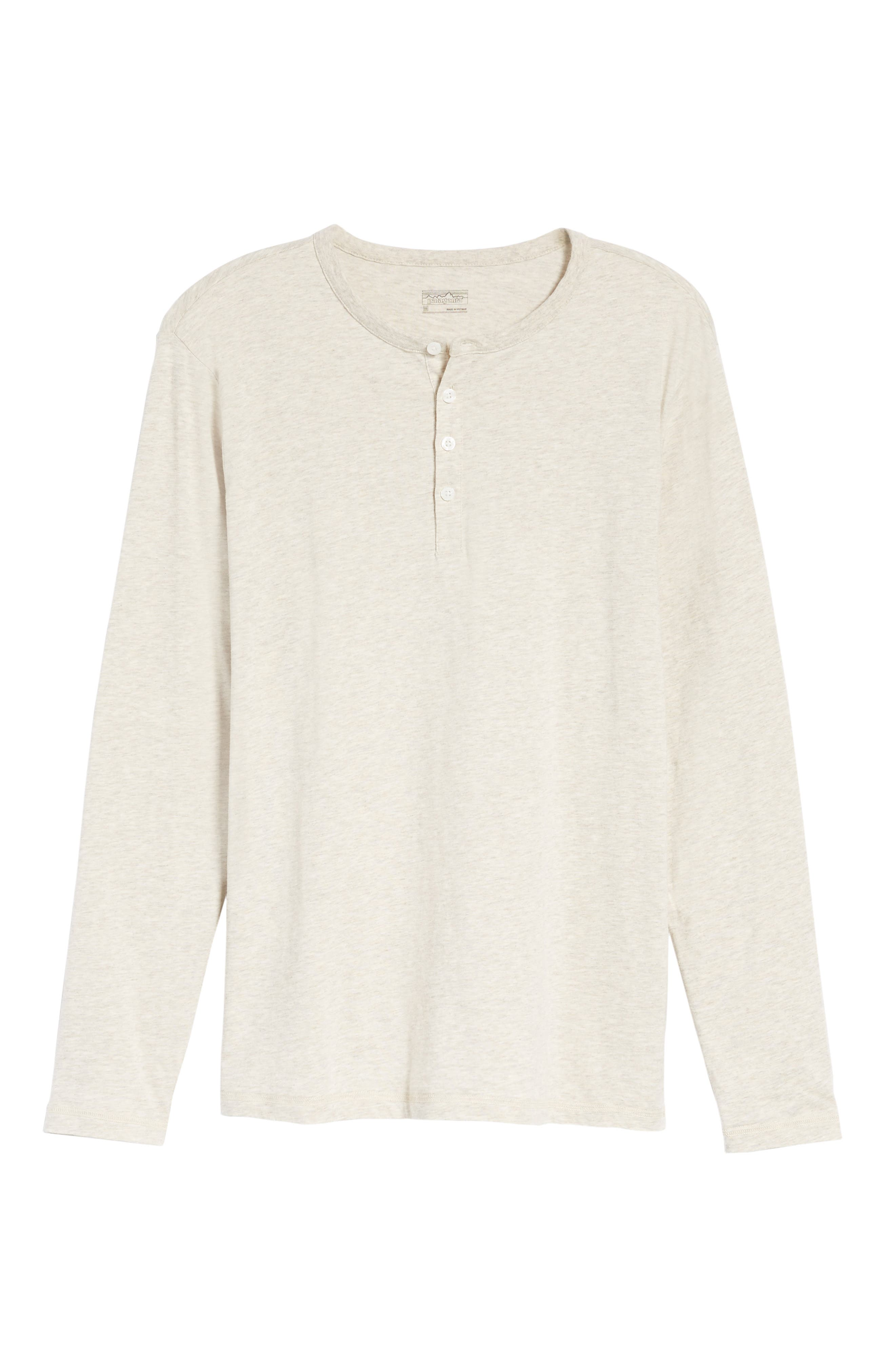 Alternate Image 5  - Patagonia 'Daily' Long Sleeve Organic Cotton Henley
