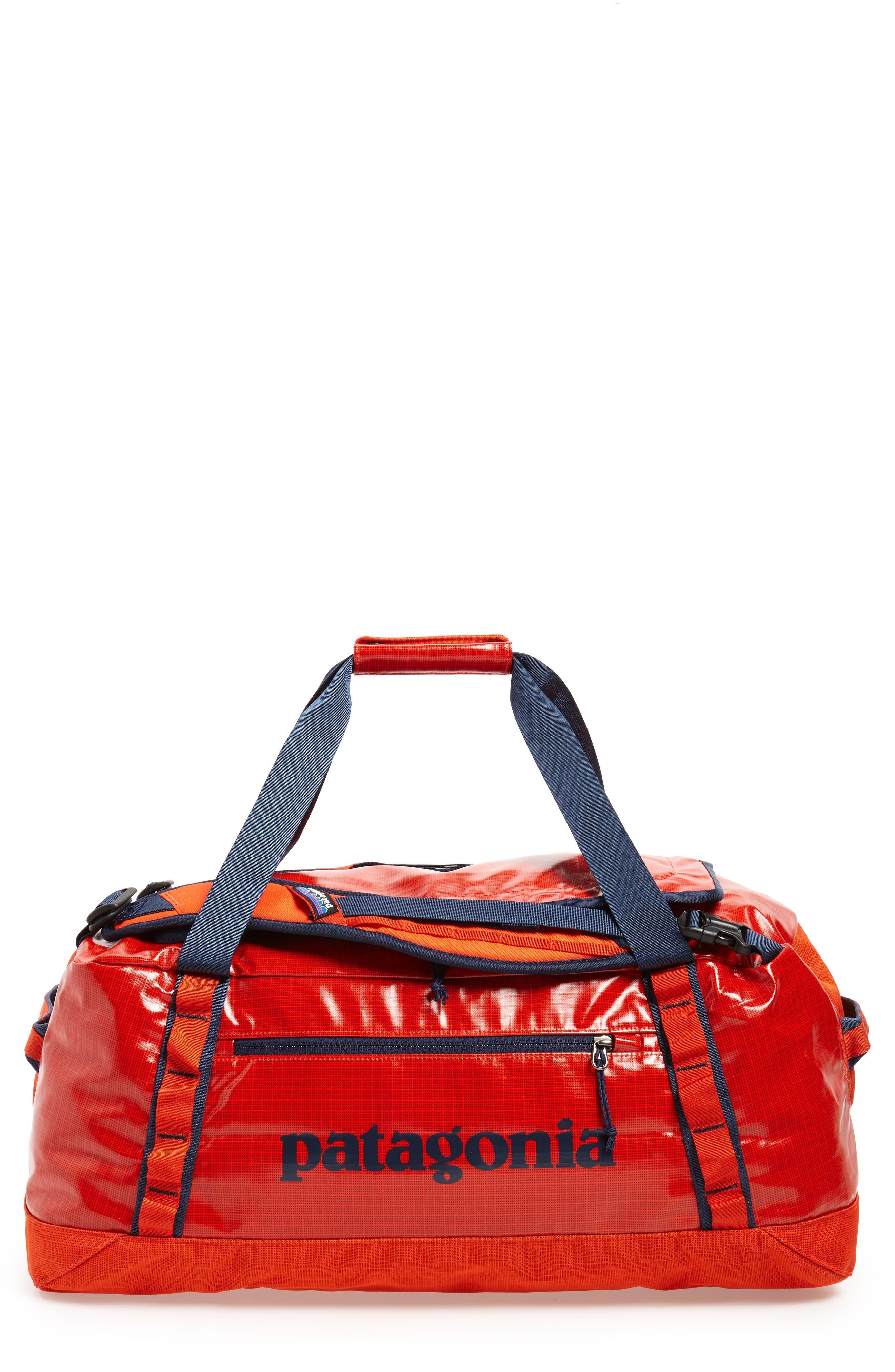 Main Image - Patagonia Black Hole Water Repellent Duffel Bag