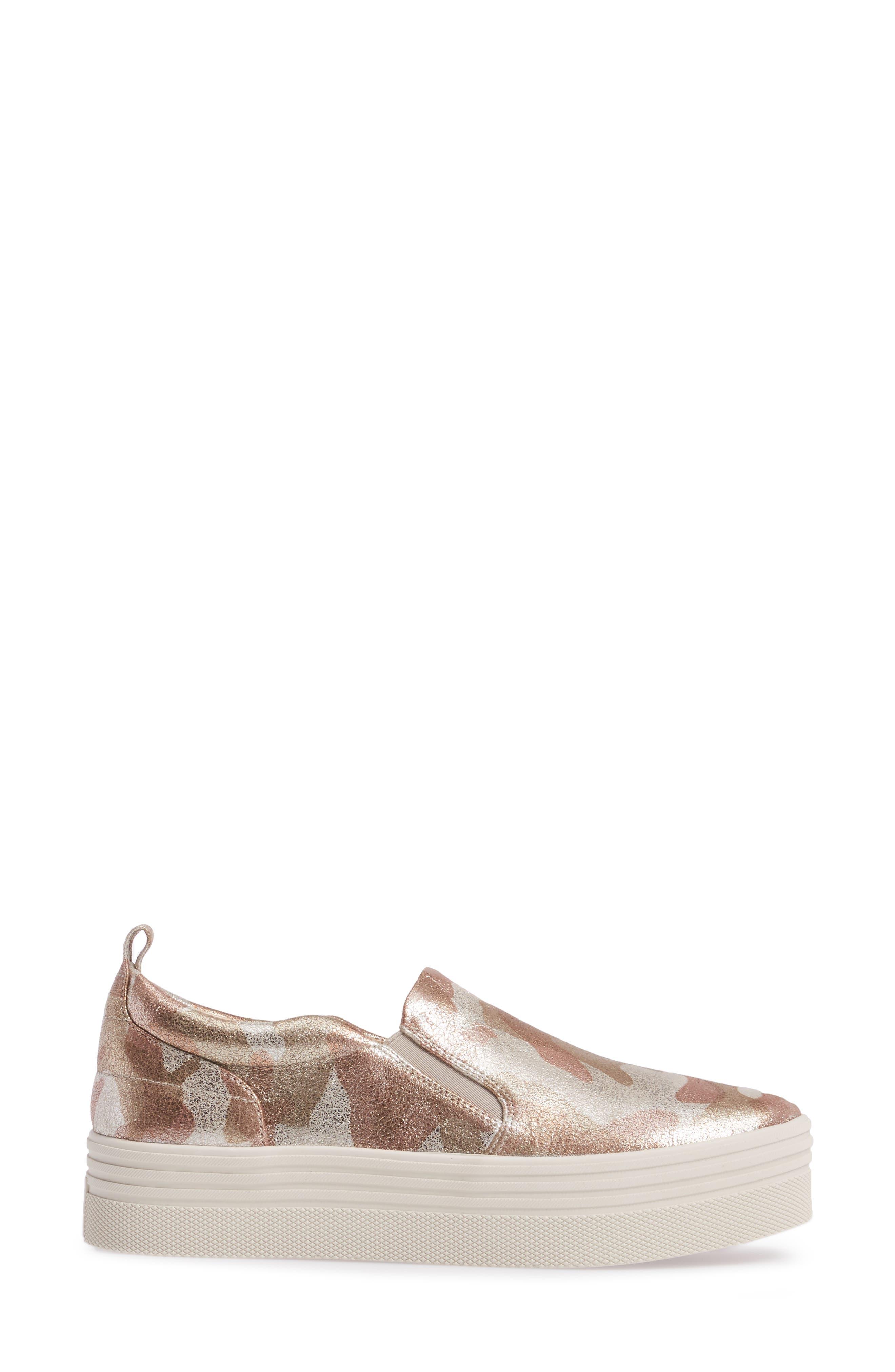 Alternate Image 3  - Marc Fisher LTD Elise Platform Sneaker (Women)