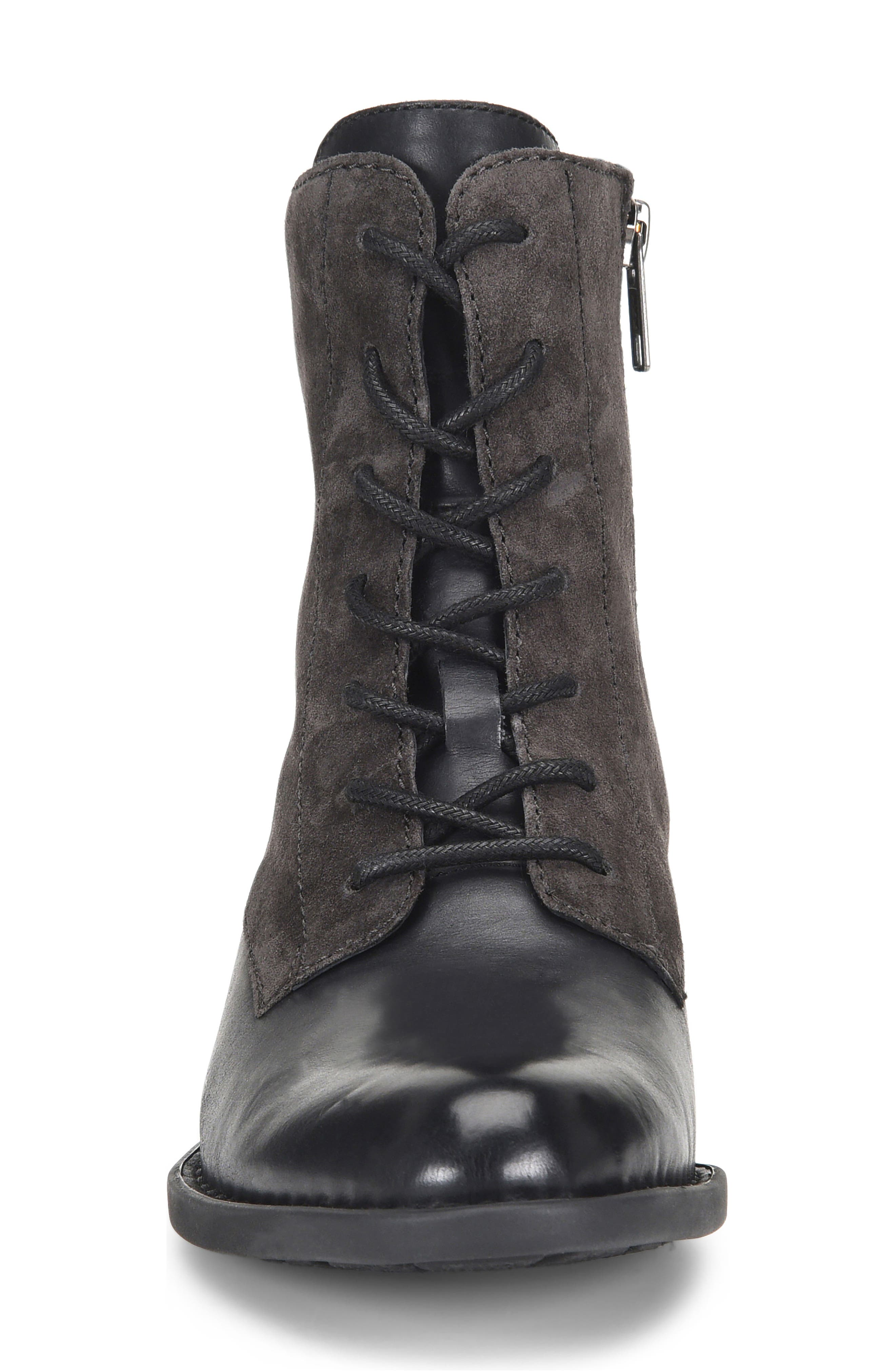 Alternate Image 4  - Børn Clements Lace-Up Boot (Women)