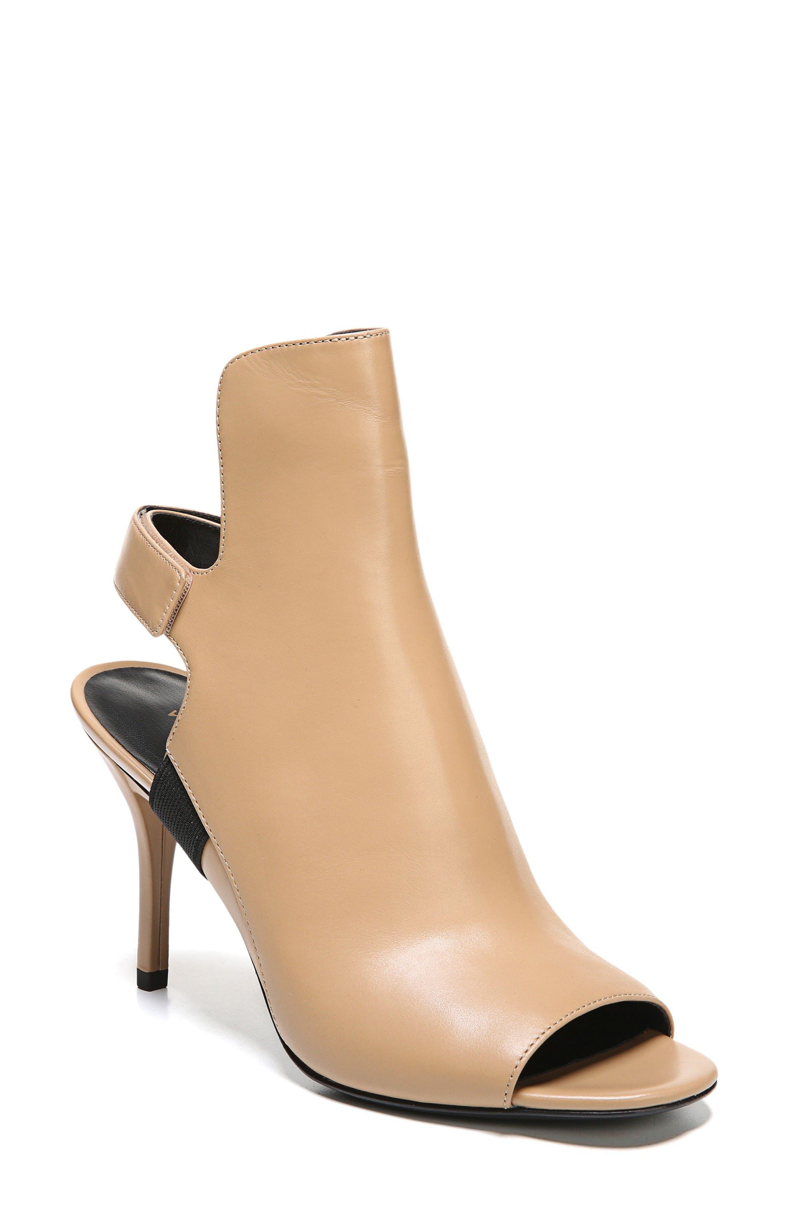 Ida Cutout Bootie,                         Main,                         color, Desert Leather