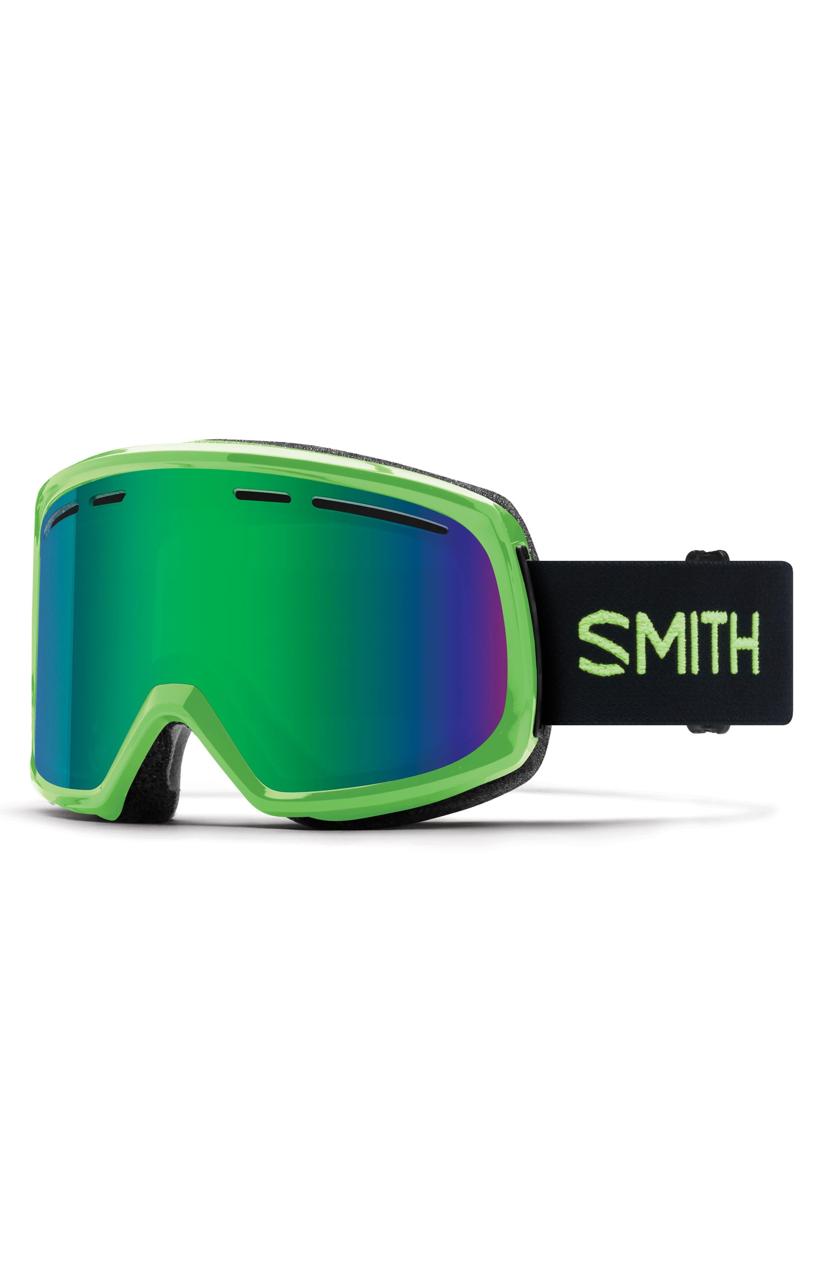 Smith Range Chromapop Snow Goggles