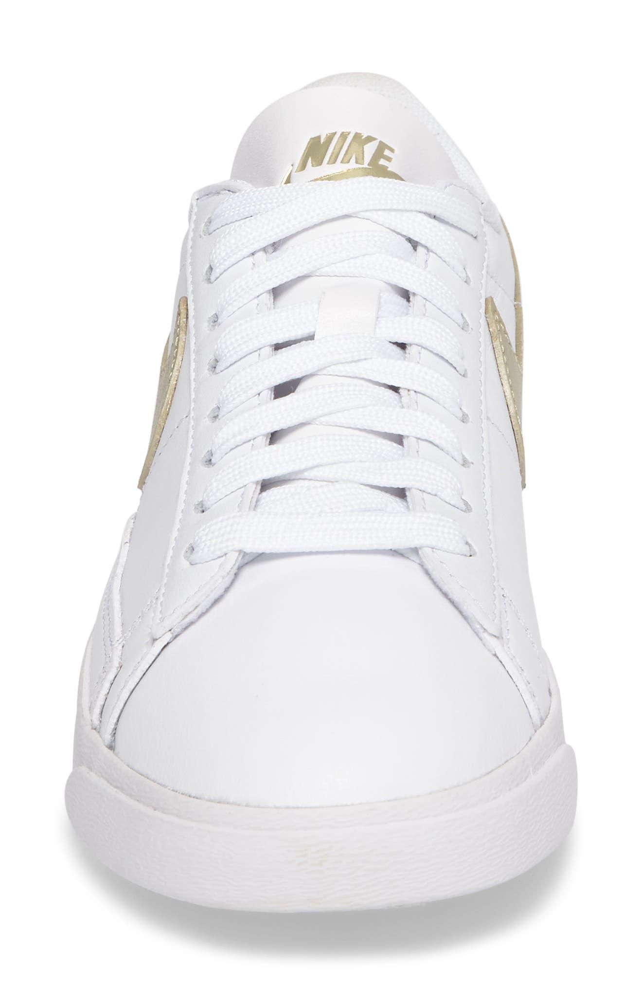 Alternate Image 5  - Nike Blazer Low LE Basketball Shoe (Women)