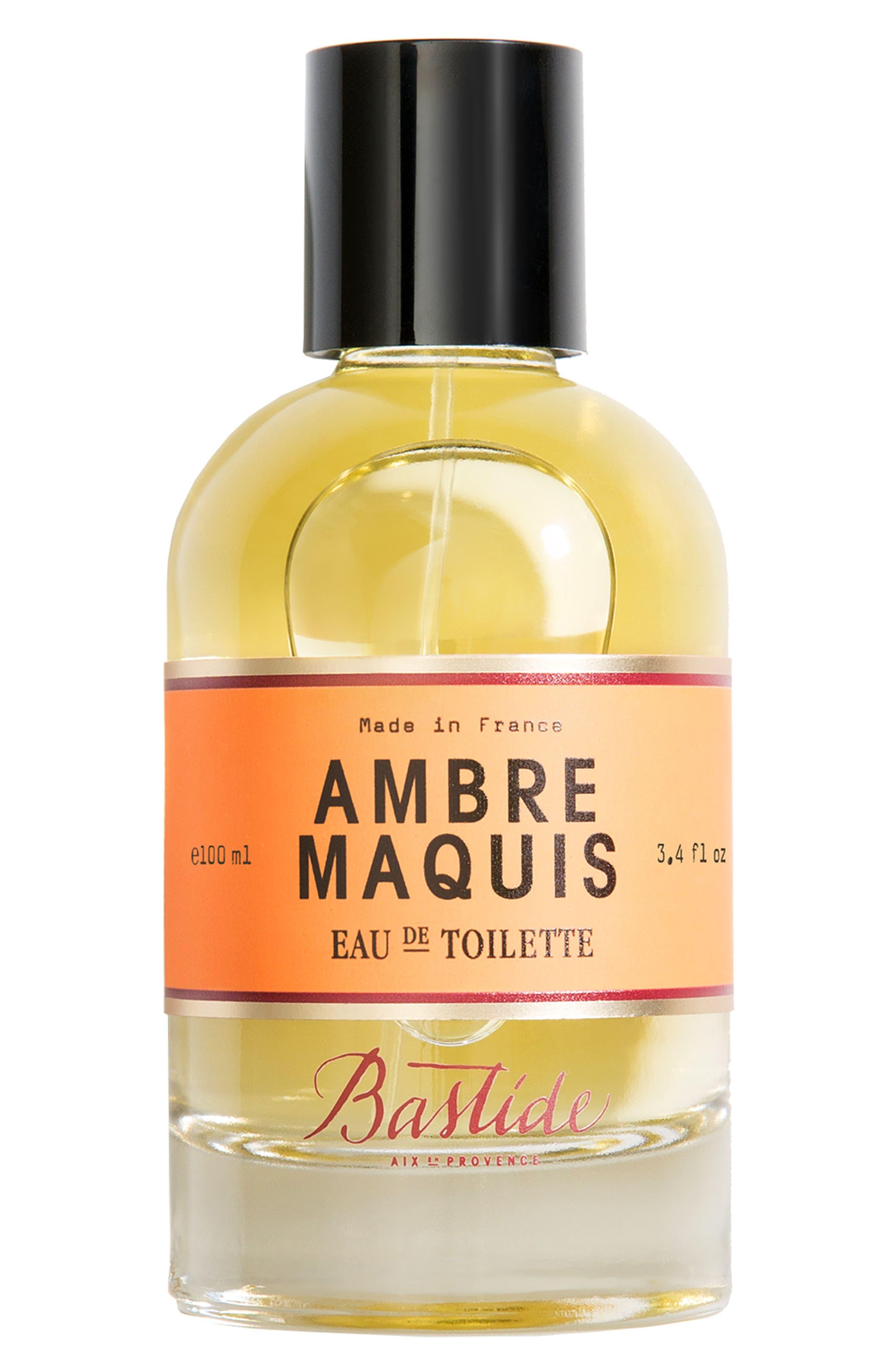 Alternate Image 1 Selected - Bastide Ambre Maquis Eau de Toilette