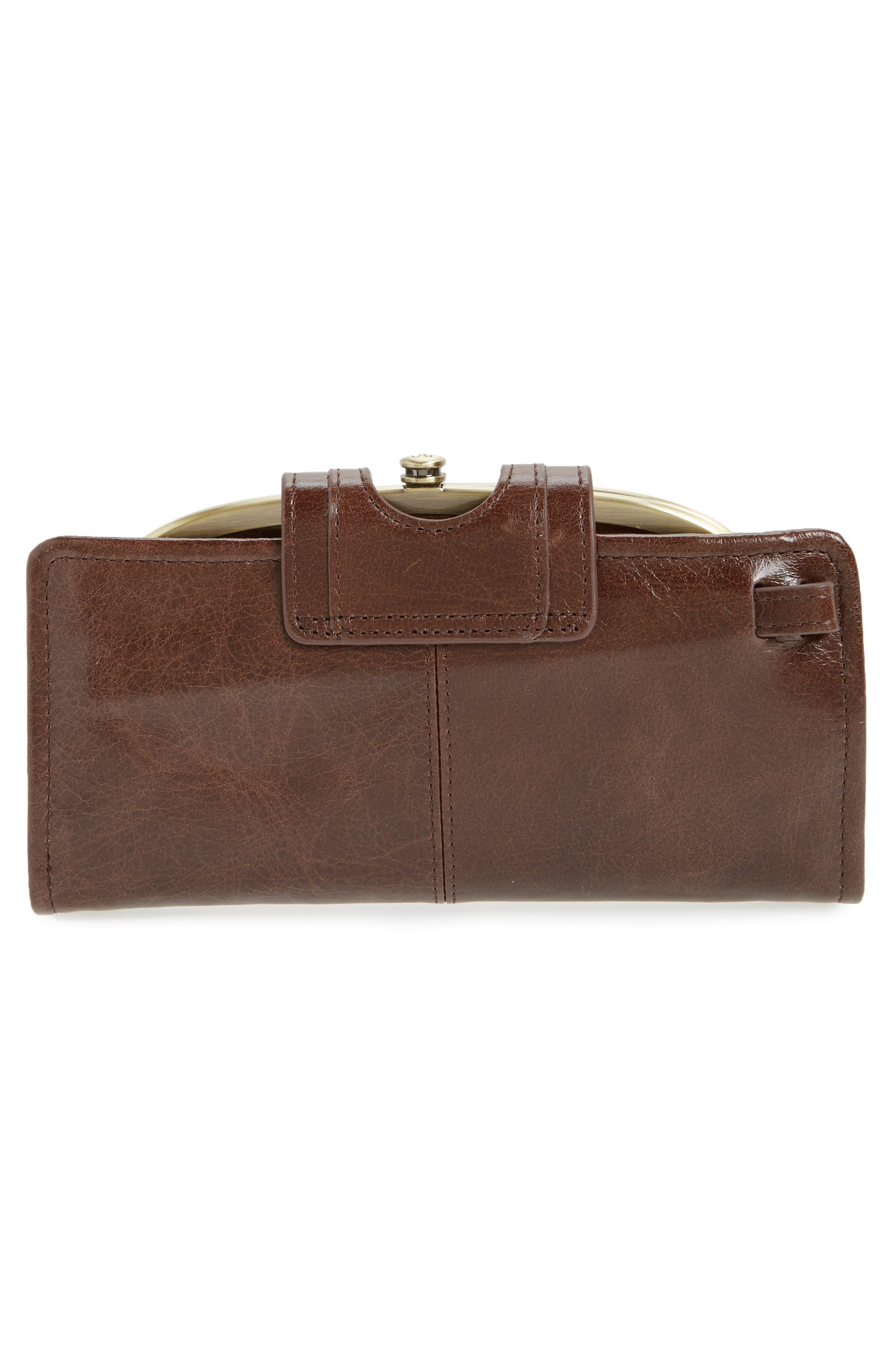 Alternate Image 3  - Hobo Nova Calfskin Leather Wallet