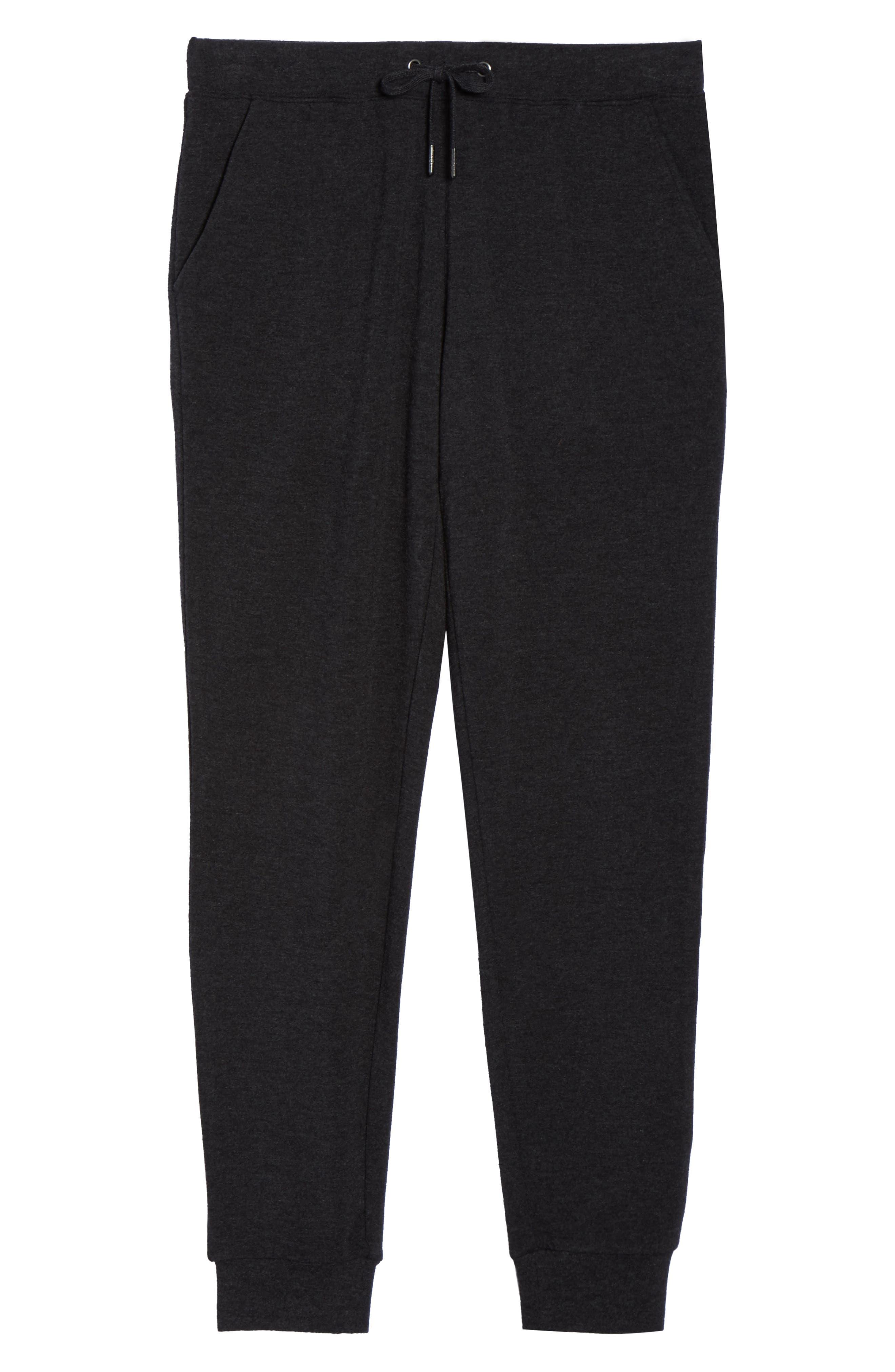Alternate Image 4  - UGG® Cozy Fleece Jogger Pants