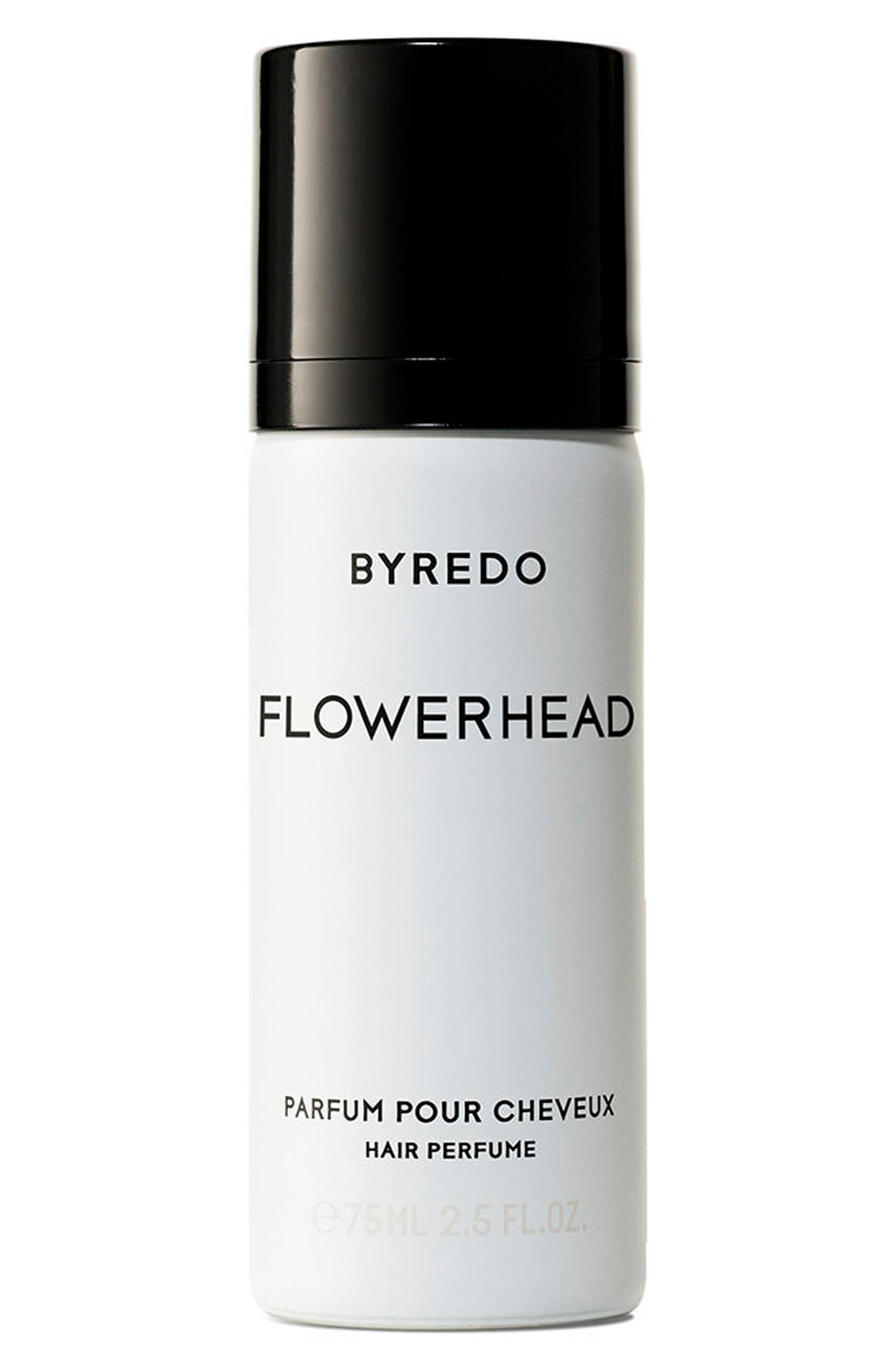 Flowerhead Hair Perfume,                             Main thumbnail 1, color,                             No Color