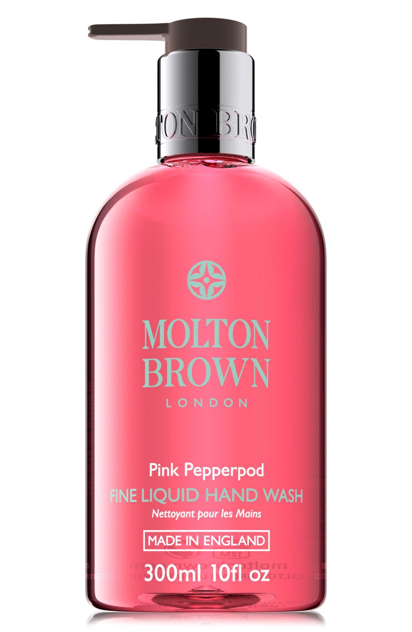 Hand Wash,                             Main thumbnail 1, color,                             Pink Pepperpod
