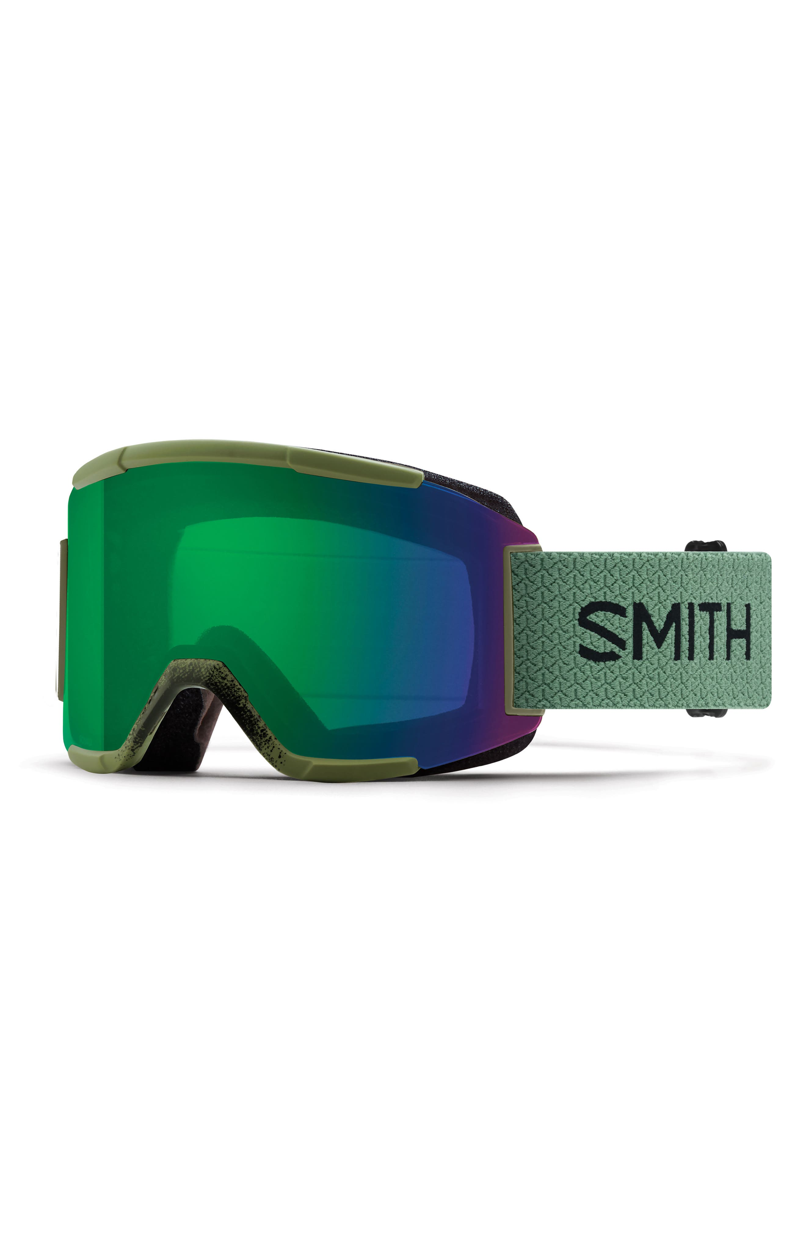 Main Image - Smith Squad Chromapop 180mm Snow Goggles