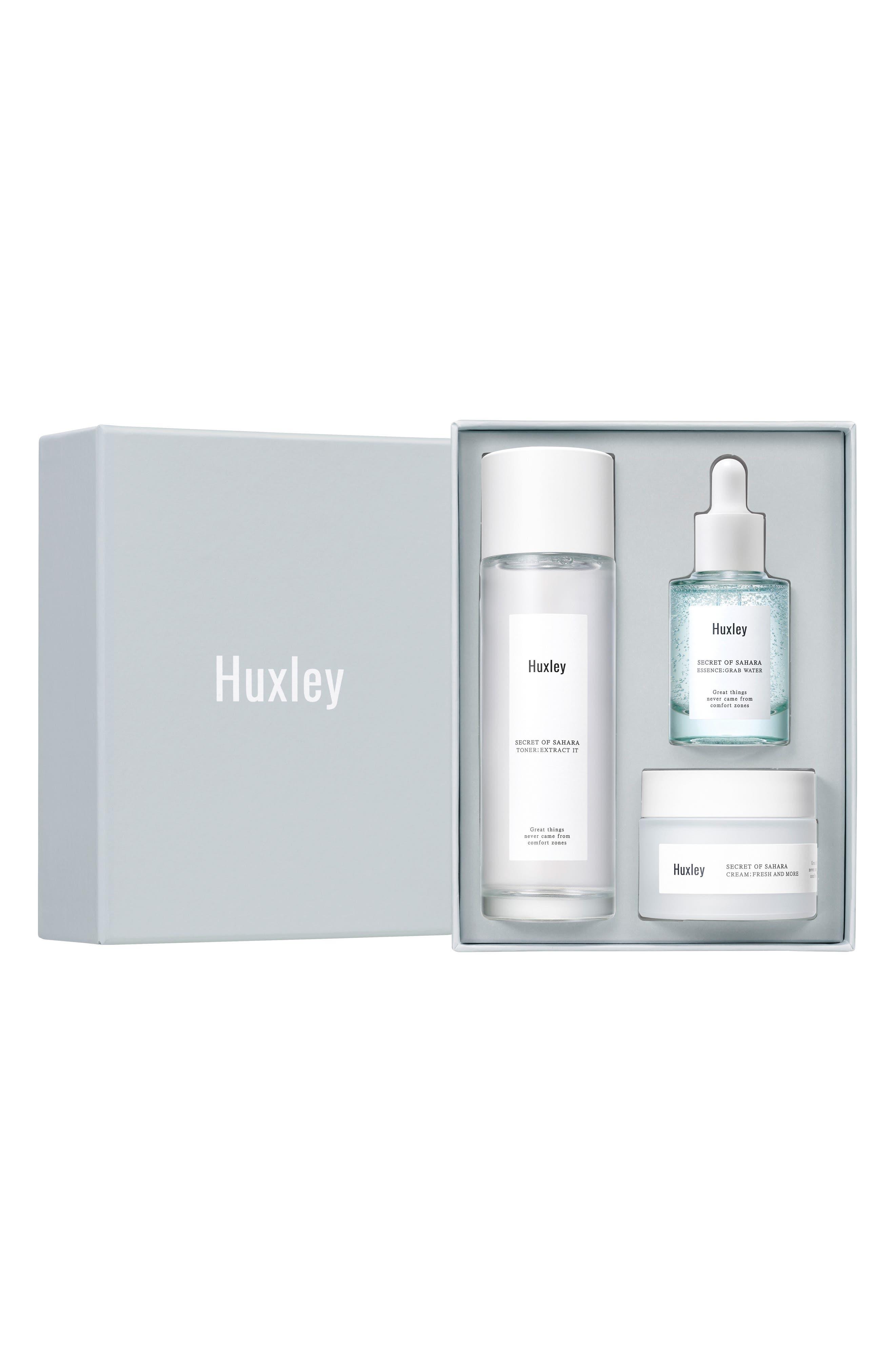 Huxley Hydration Trio ($141 Value)