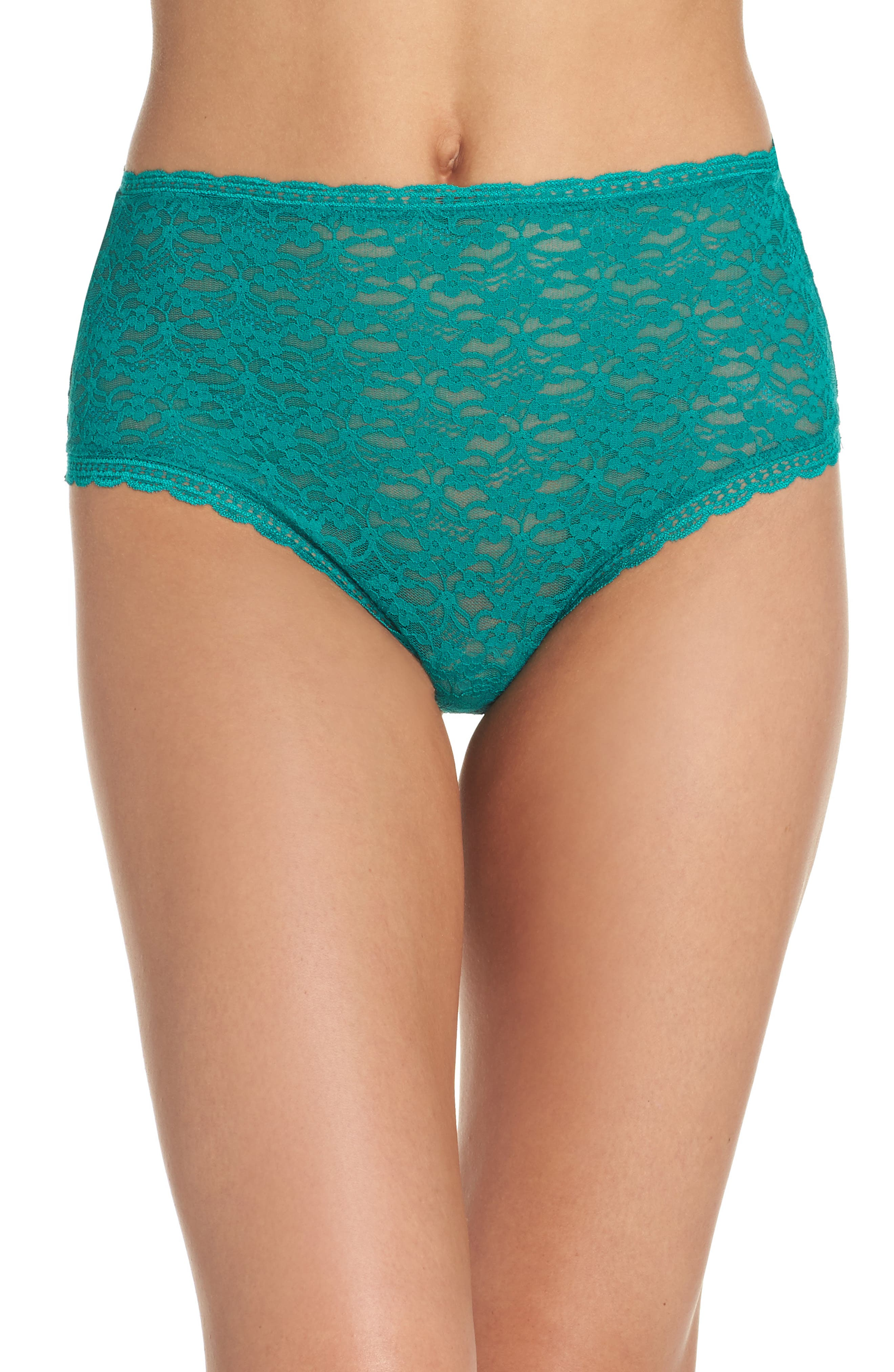 Main Image - Free People Intimately FP Dreams High Waist Briefs