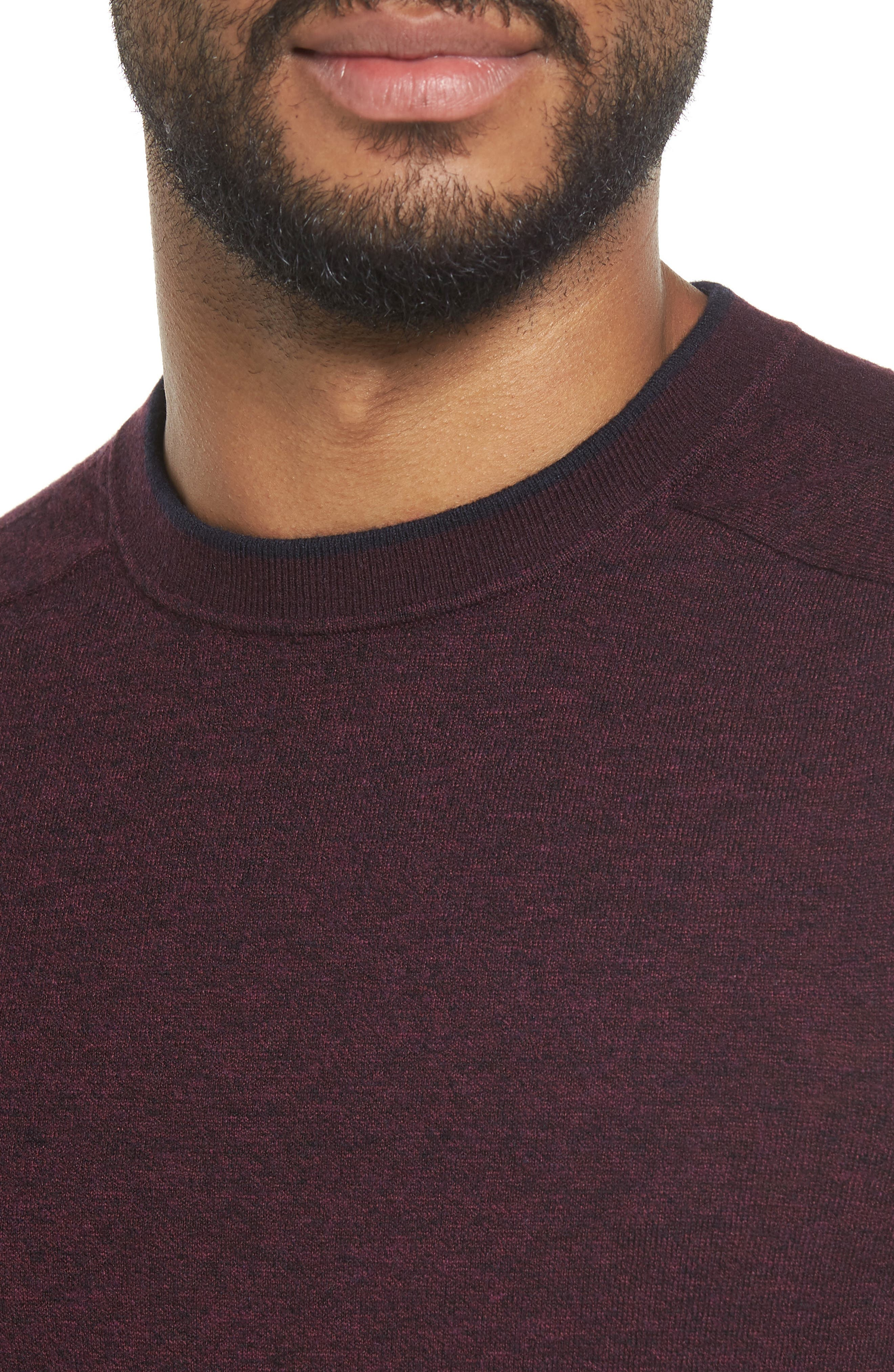 Alternate Image 4  - Ted Baker London Norpol Crewneck Sweater