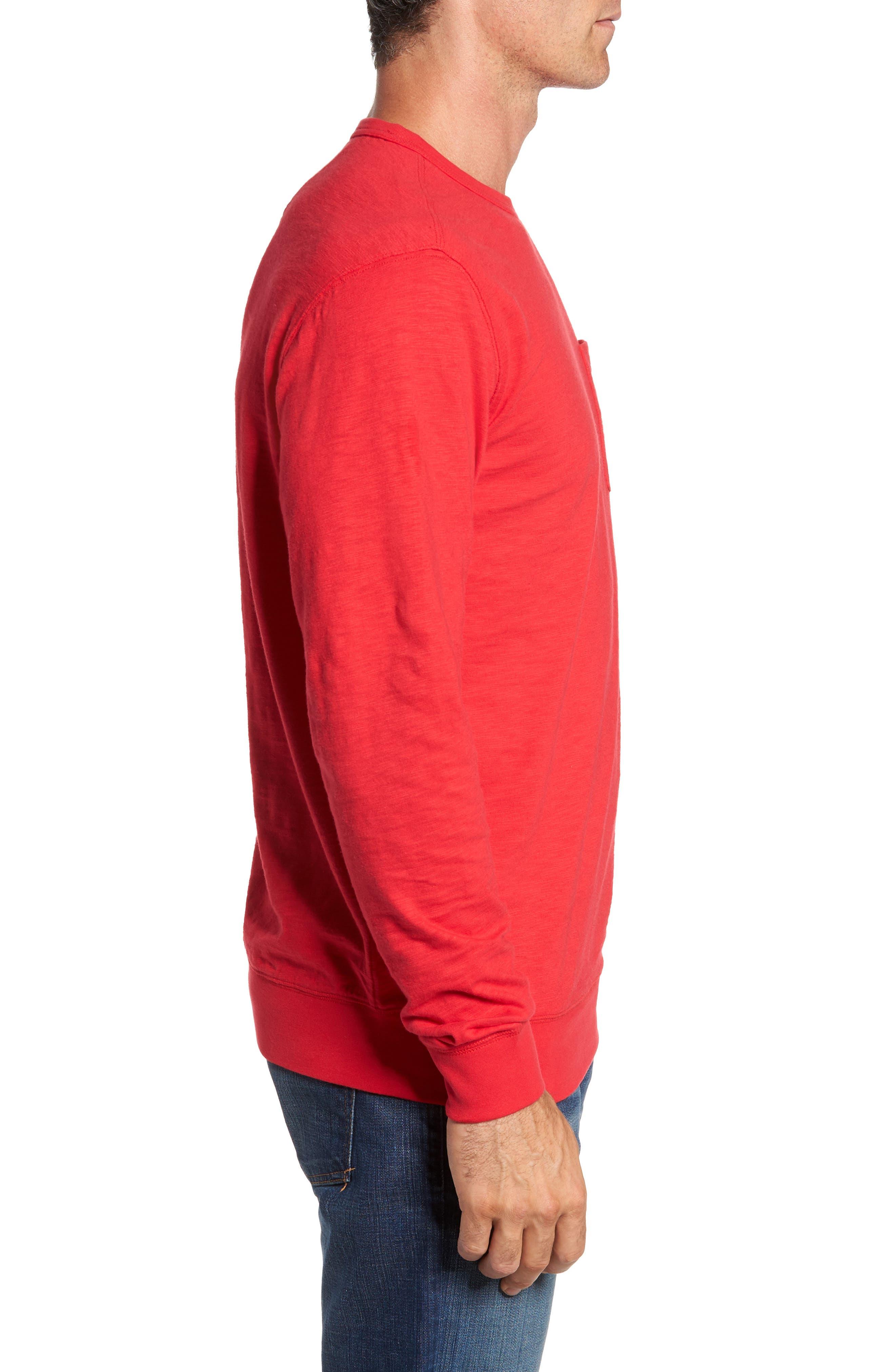 Alternate Image 3  - Southern Tide Montford Slub Pocket T-Shirt