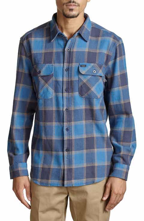 Men's Flannel Shirts | Nordstrom