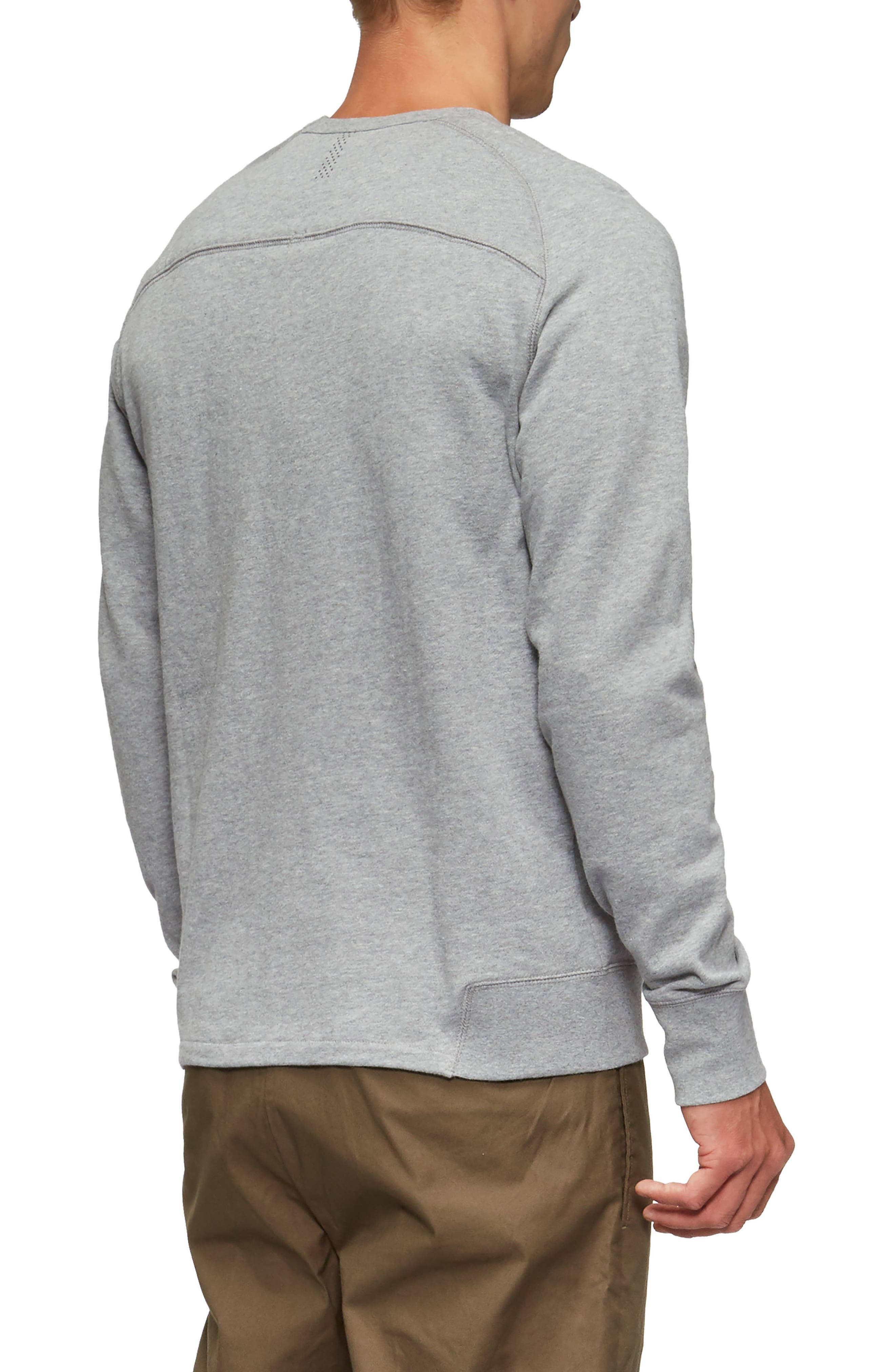 Alternate Image 2  - TAVIK Stafford Crewneck Sweatshirt