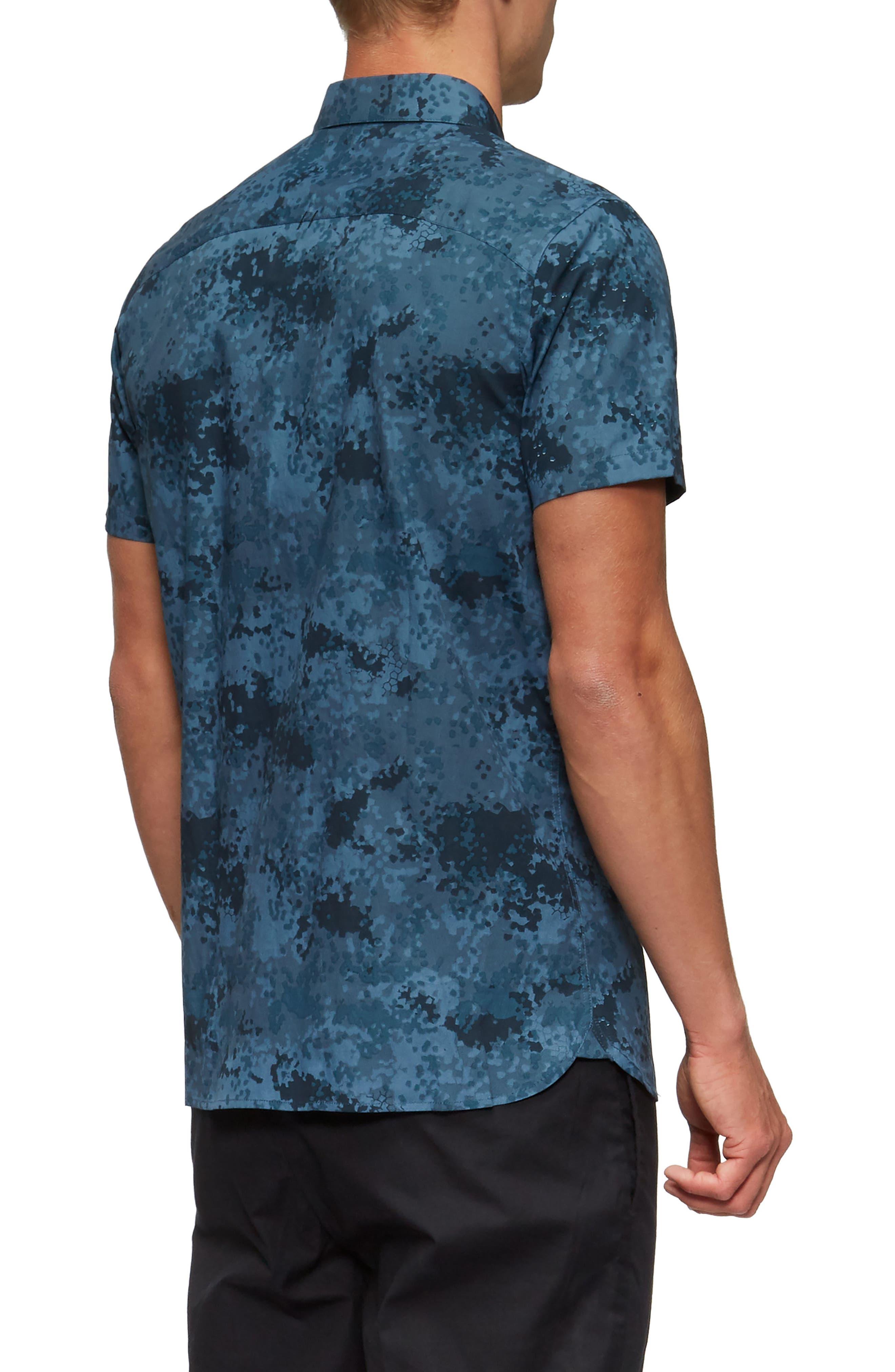 Alternate Image 2  - TAVIK Bexley Woven Shirt